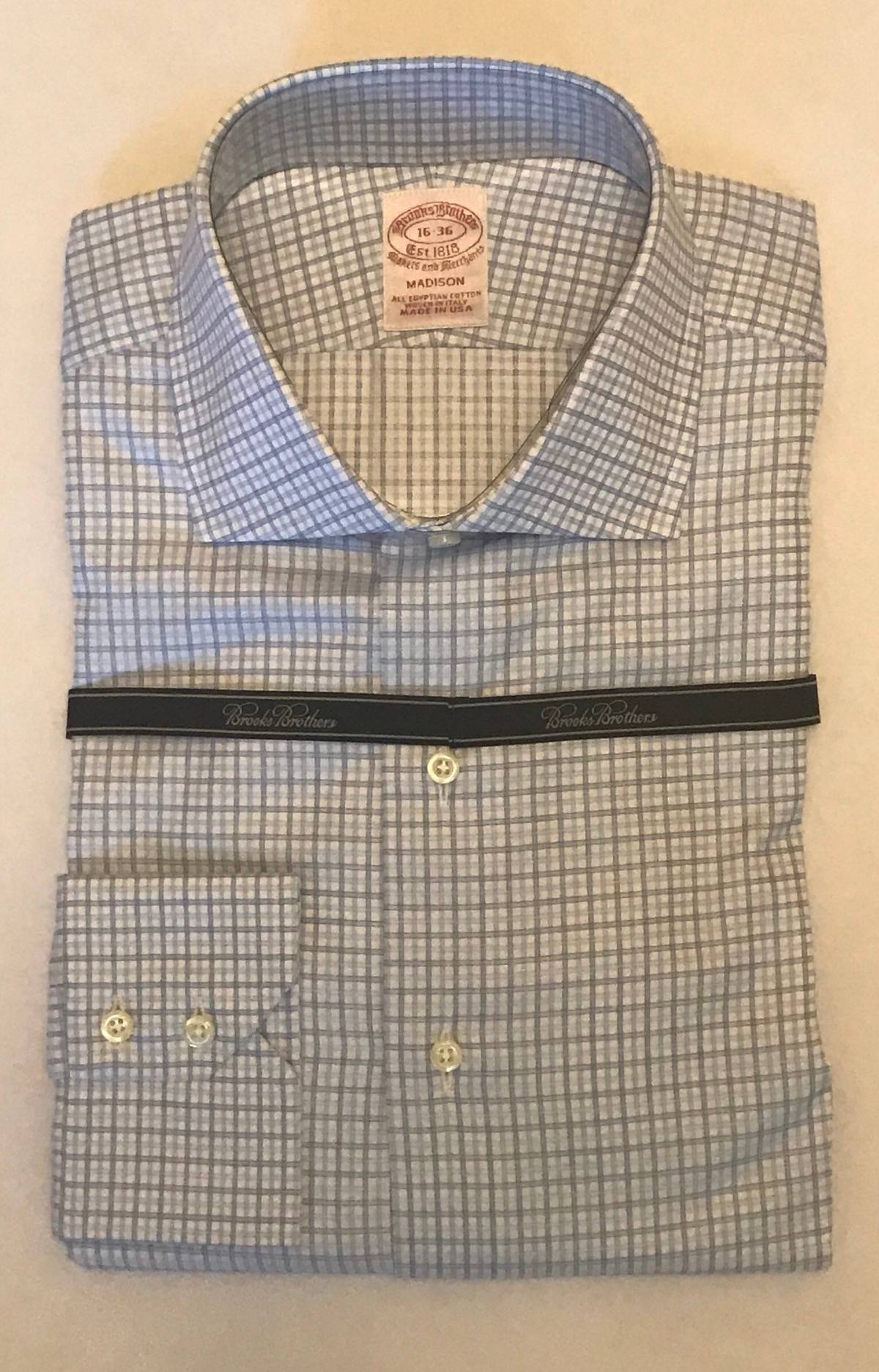 Brooks Brothers 185 Nwt Made In Usa Brooks Brothers Luxury Dress