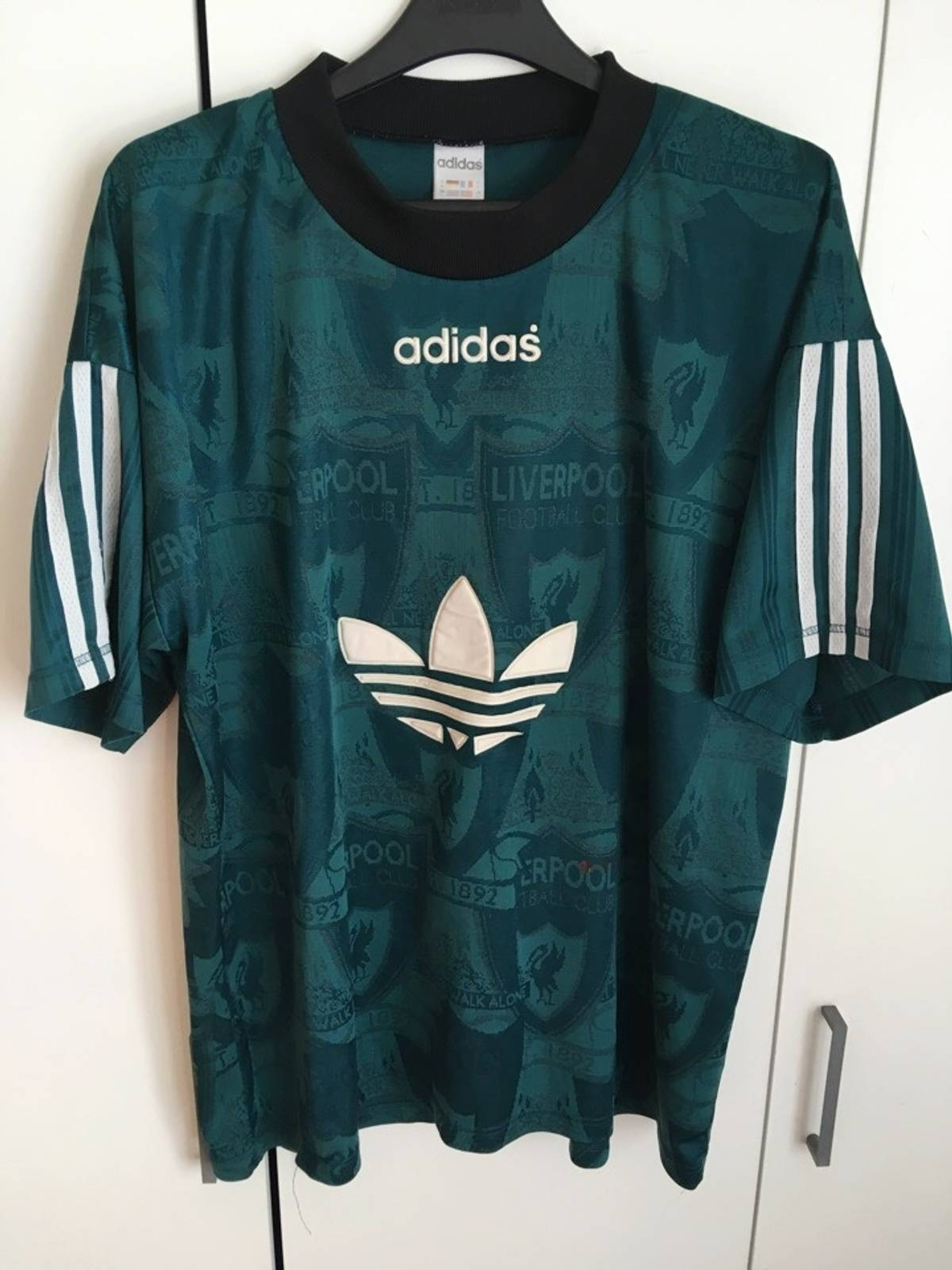 6e87aa168 Vintage Lfc T Shirts - Nils Stucki Kieferorthopäde