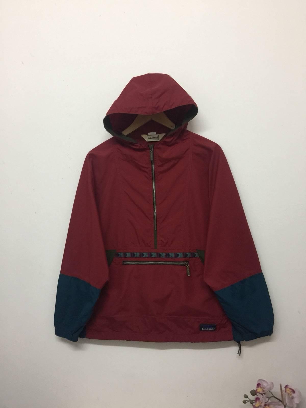 L.L. Bean L.L Bean Women s Pullover Windbreaker Raincoats Size s ... 81a89a74b9