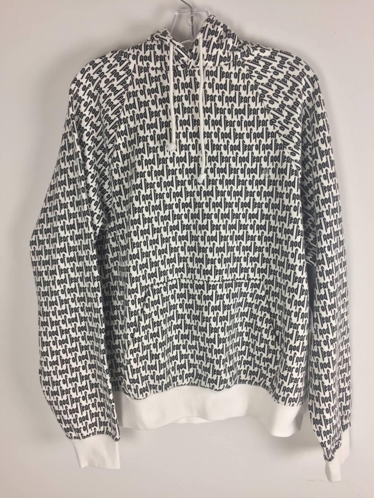 Pacsun FOG All Over Print Hoo Size s Sweatshirts & Hoo s for Sale Grailed