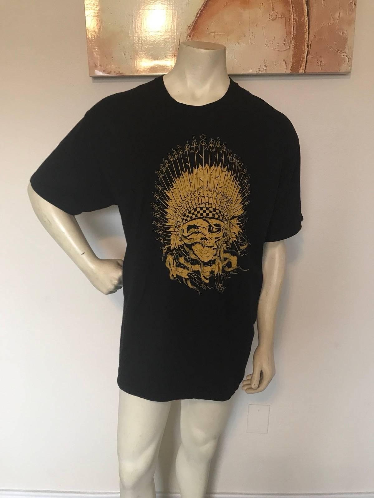 2231252b8c Vans Indian Skull T Shirt