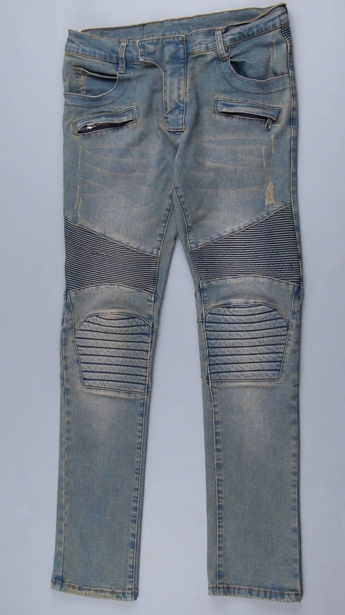 4ad98032 Balmain 🔥🔥🔥authentic! Balmain Jeans 100% Authentic Mens Size 32 ...