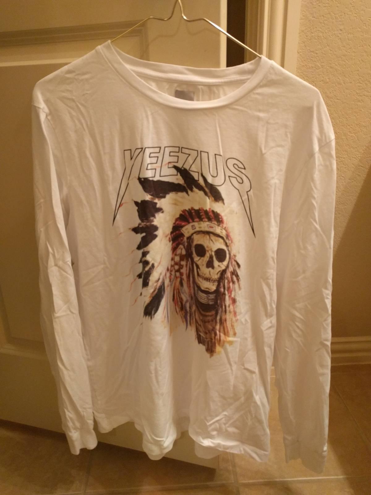 d11f4c68a80 Kanye West Yeezus T Shirt Asos - BCD Tofu House
