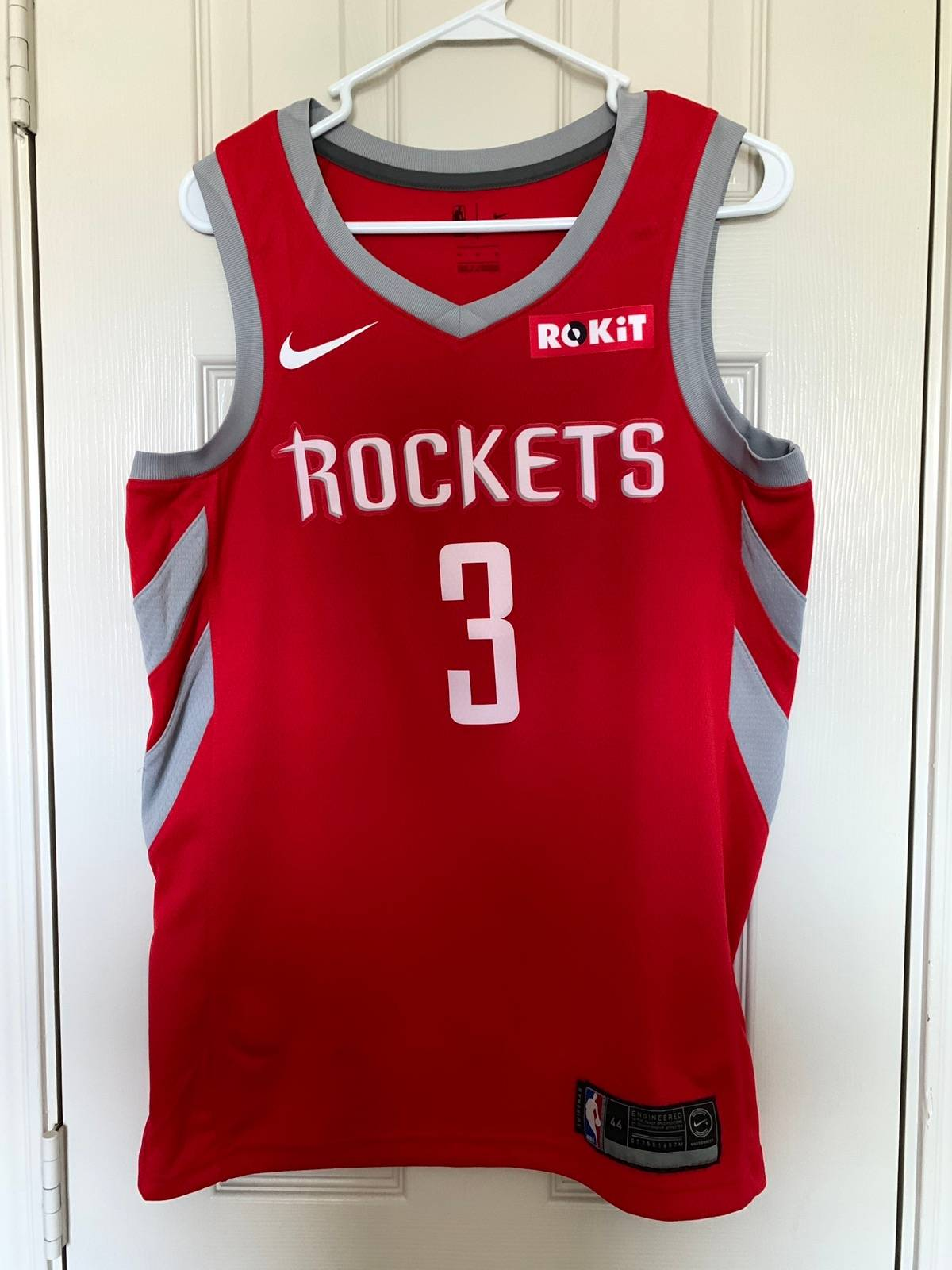 promo code 362e1 537c5 Nike Chris Paul Houston Rockets Jersey Size M $35