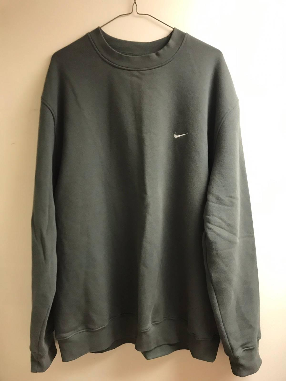 e16d4d7db19da1 Mens Olive Green Sweatshirt