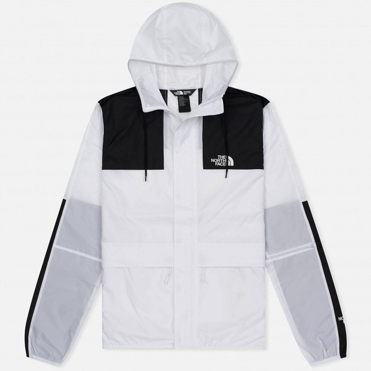 99c18ba042 The North Face The North Face 1985 Seasonal Mountain Celebration TNF White  Size m - Light Jackets for Sale - Grailed