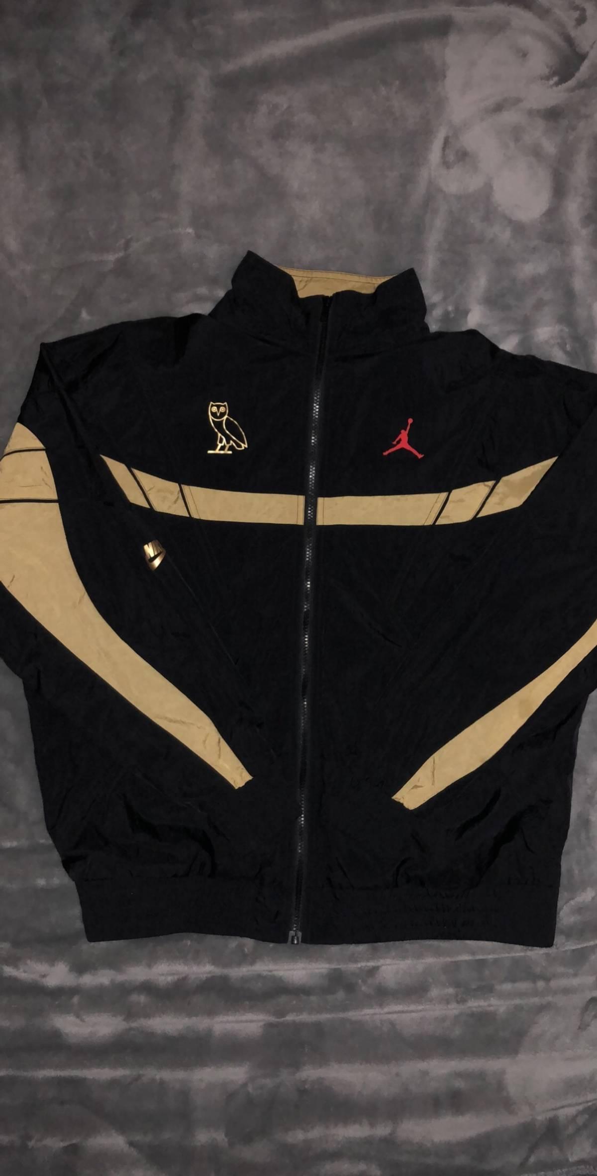 d00fafa6283 Nike × Jordan Brand × Octobers Very Own ×. OVO x Nike x Jordan Jacket