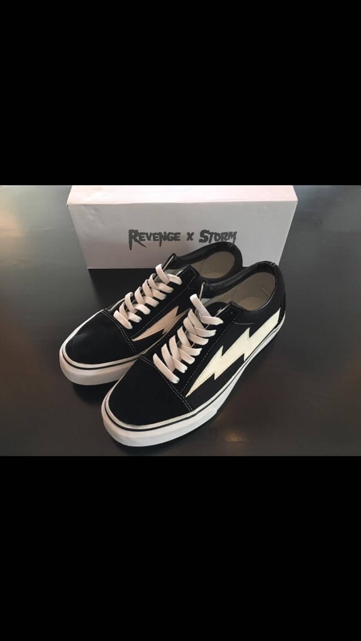 d1c633c3ccd72f Vans Revenge x Storm Vol.1 Size 9 - Low-Top Sneakers for Sale - Grailed