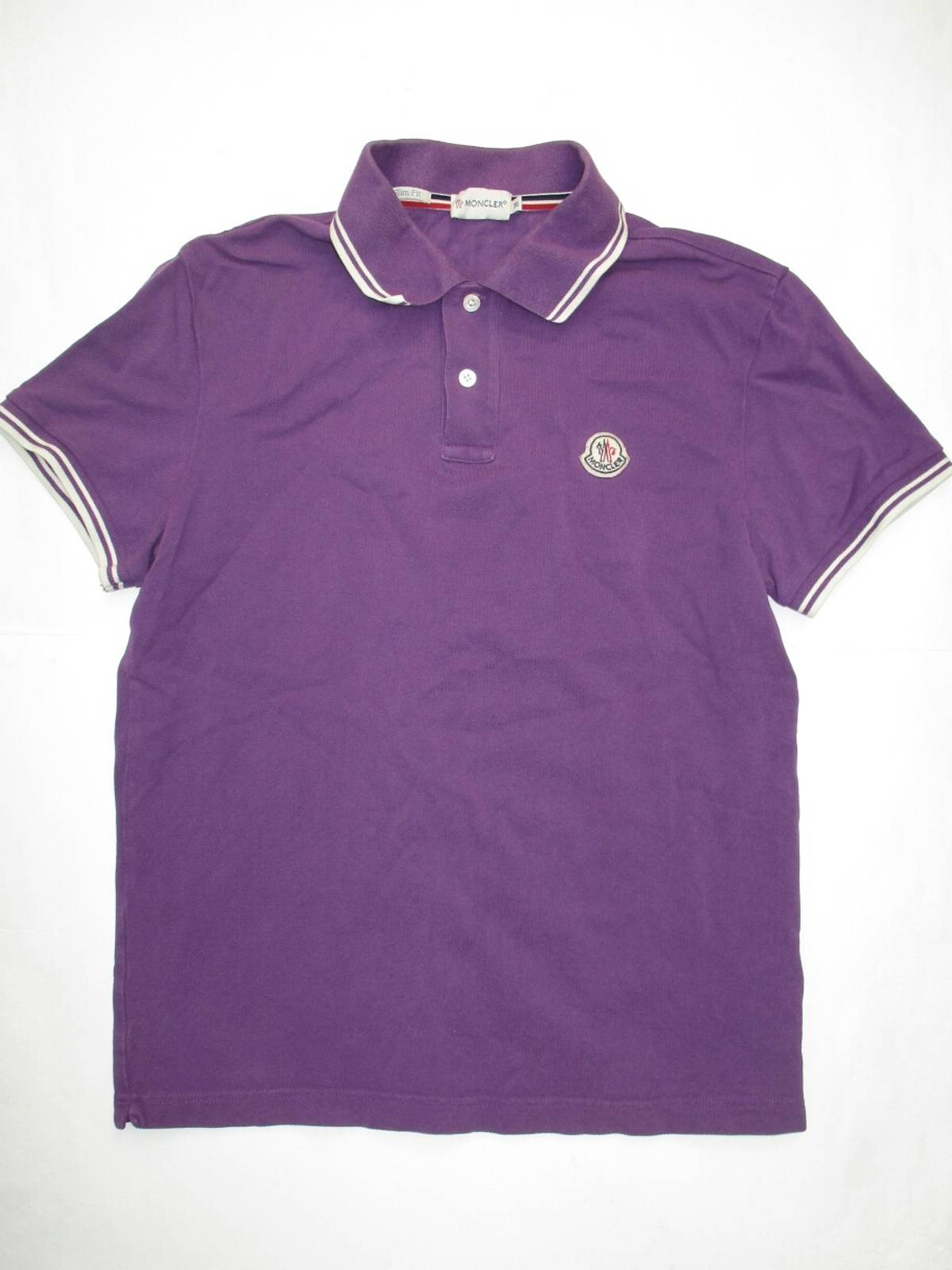 Moncler Moncler Polo Shirt Size M Polos For Sale Grailed