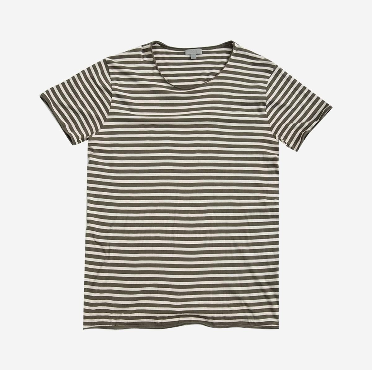 2b829eecec40 Cos 🔥 Cos Striped Rolled Hem Shirt 🔥