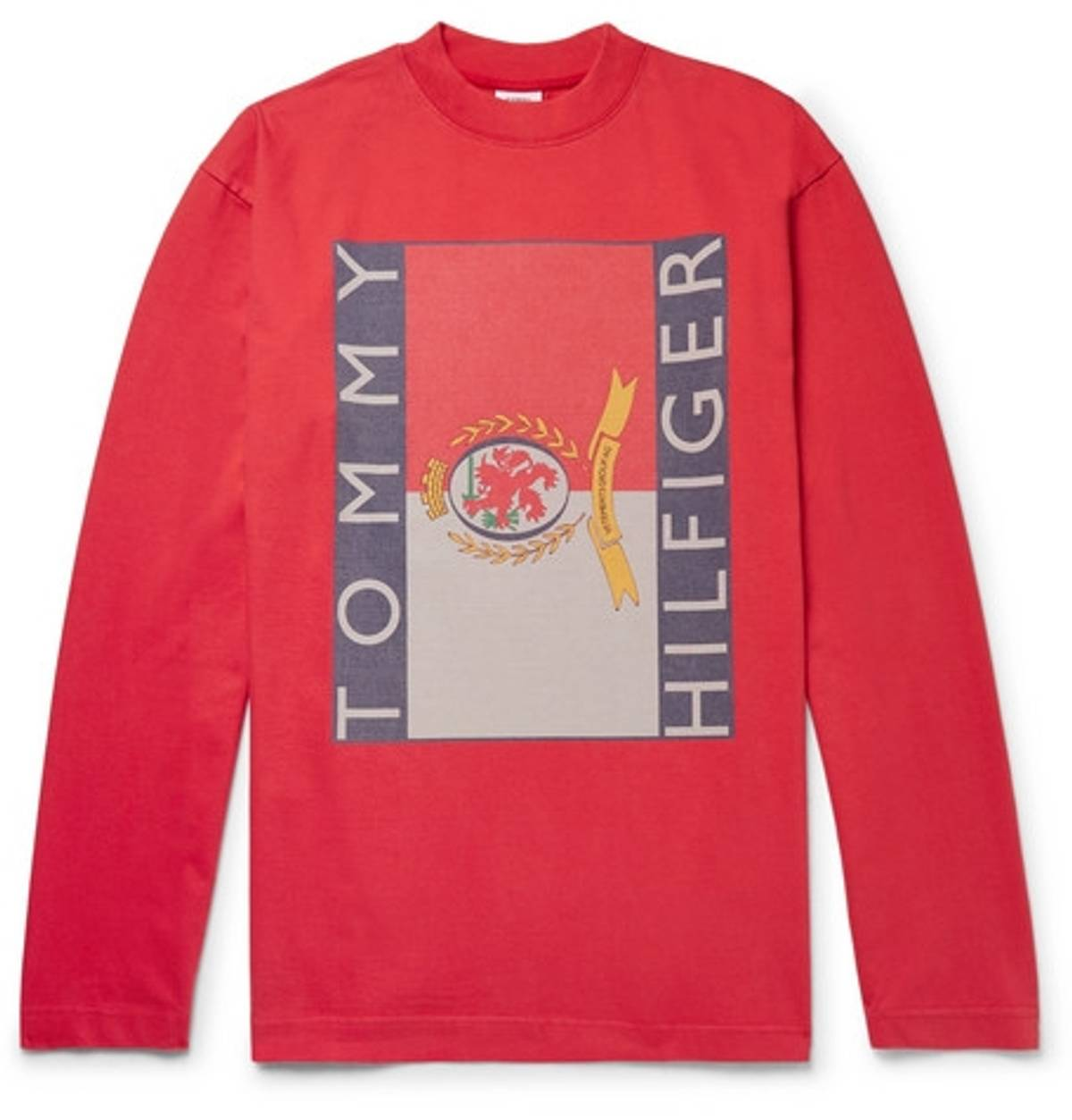 81dff54f7 Tommy Hilfiger **steal** Vetements X Tommy Hilfiger | Grailed
