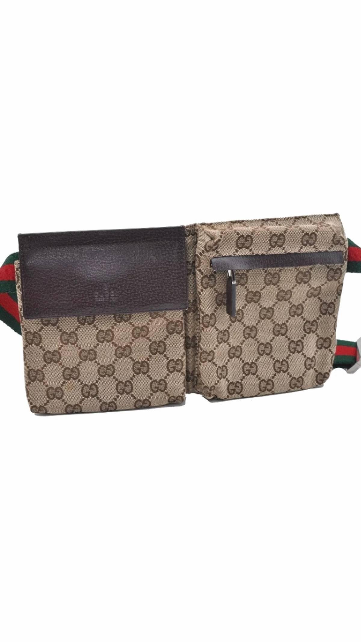 814c58c8f26e Gucci Gucci Guccissima Fanny Pack Side Cross Body Bag | Grailed