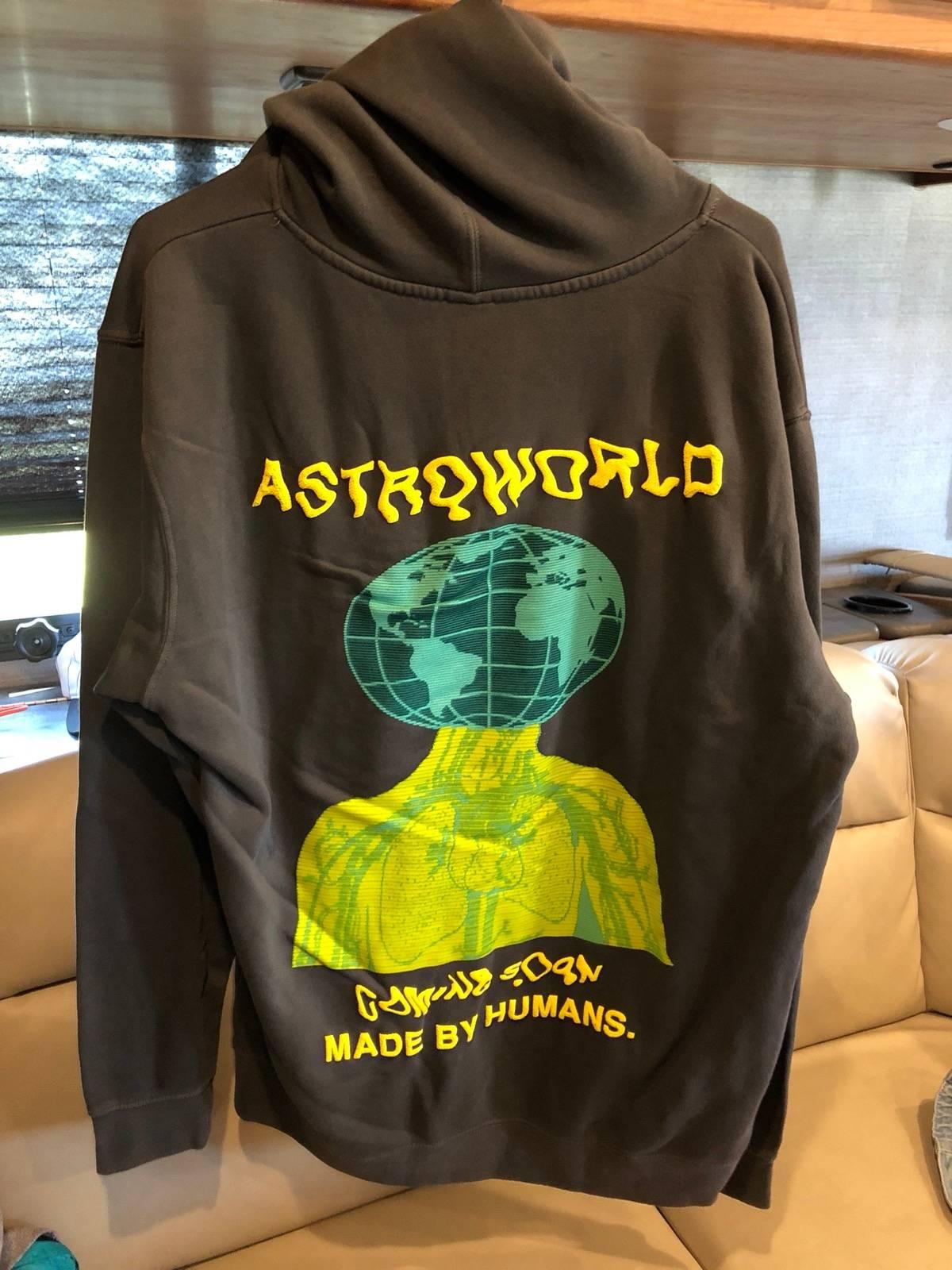 695660e37173 Travis Scott Travis Scott Cactus Jack Astroworld Hoodie   Grailed