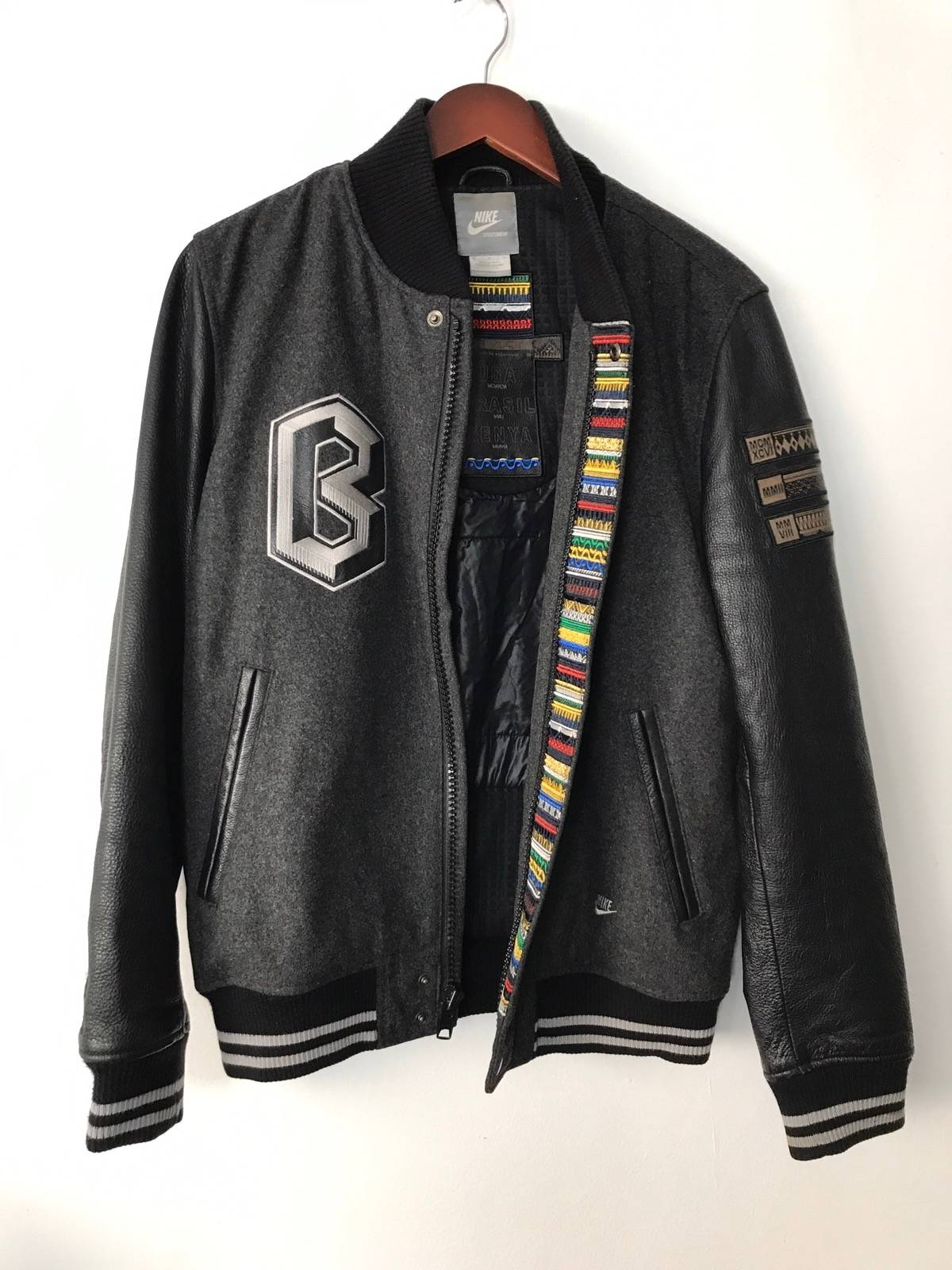 Nike Nike Destroyer Jacket Bhm 2012 Black History Month Size L $210