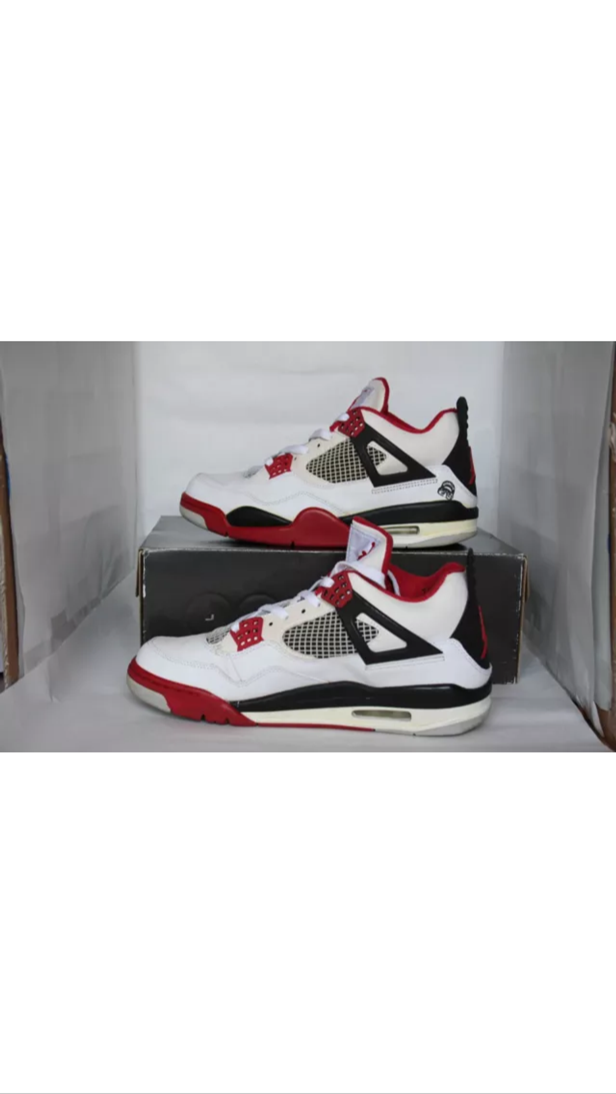 premium selection bc604 68a4b Nike Nike Air Jordan Iv 4 Retro Spike Lee Mars Blackmon   Grailed