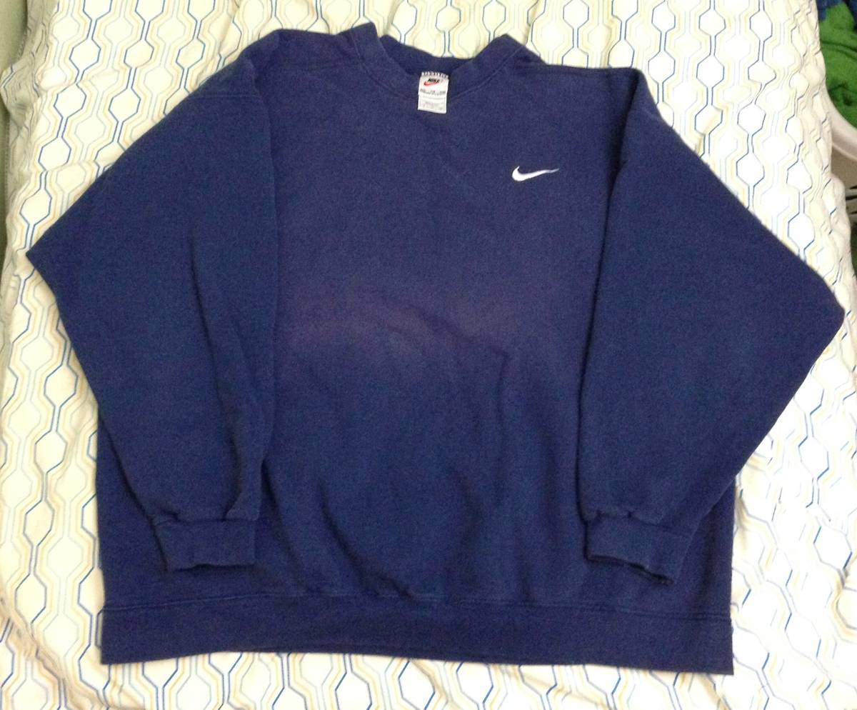 Nike Sweatshirt navy XXL