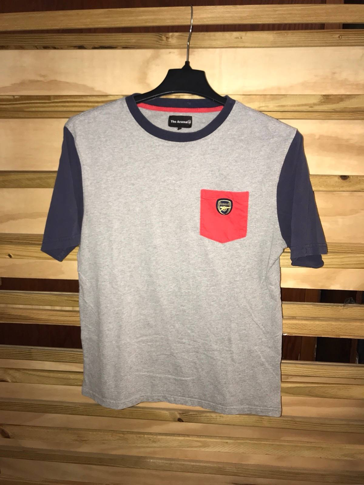 fbd60a178 Arsenal Vintage T Shirts - Nils Stucki Kieferorthopäde