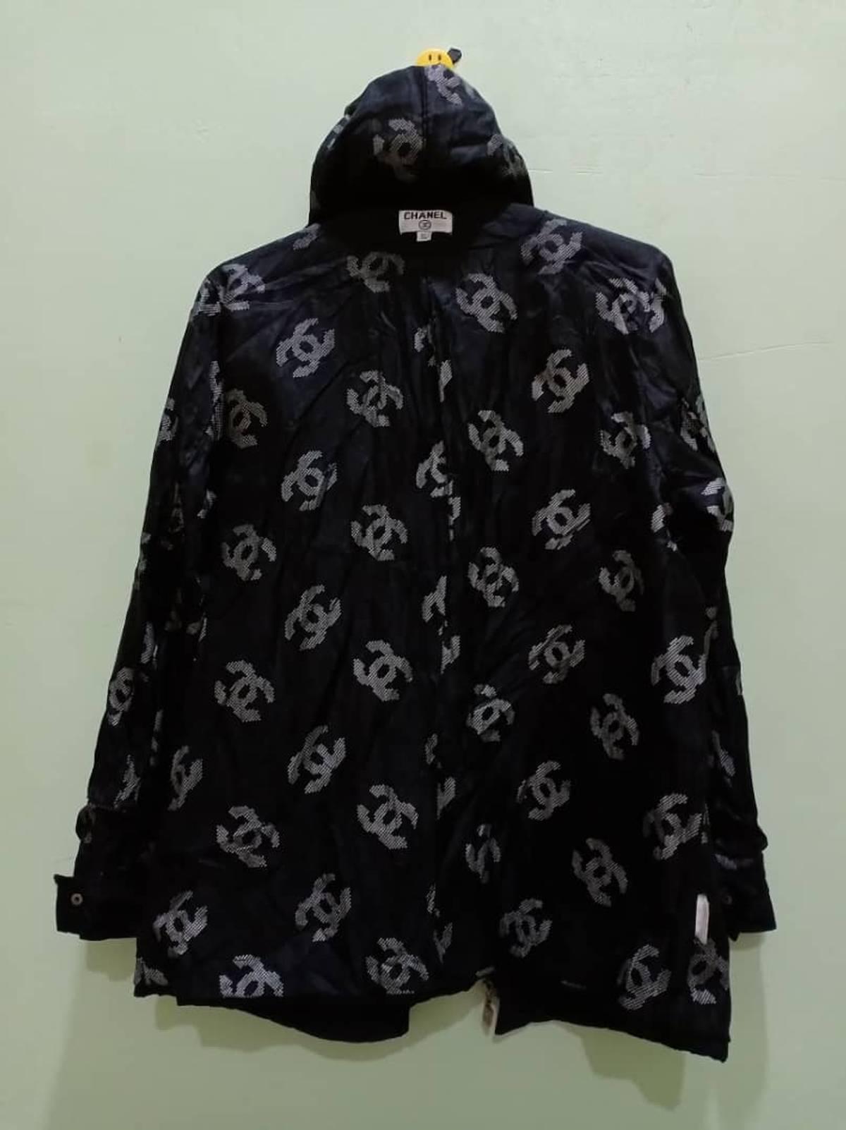 0624358d9506 Designer × Casual Jacket ×. Vintage C H A N E L Jacket Big Logo. Comme Des  Garcons Helmut Lang Pierre Balmain Gucci ...