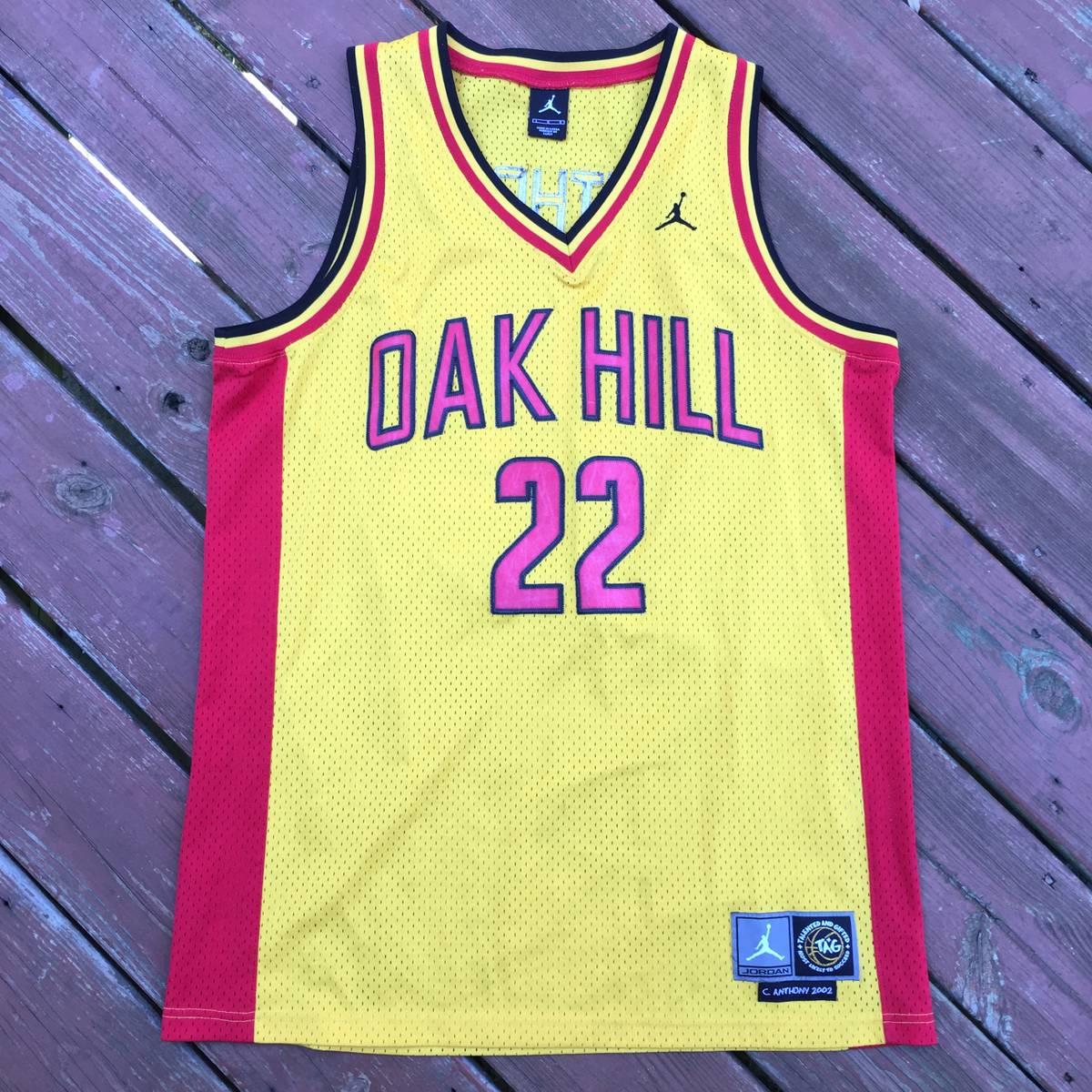 the best attitude bd5d4 ee92b Jordan Brand 2002 Oak Hill Academy