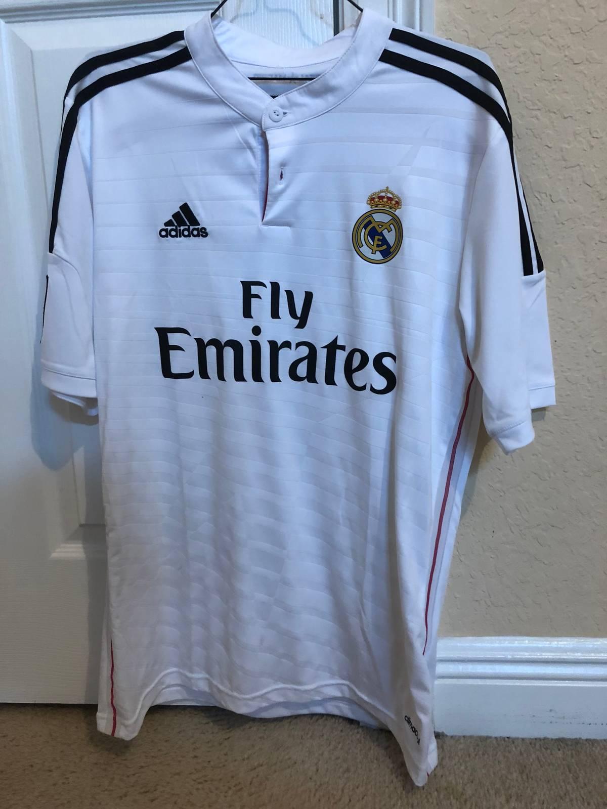 899daa2e877 Real Madrid T Shirt 2014 - DREAMWORKS