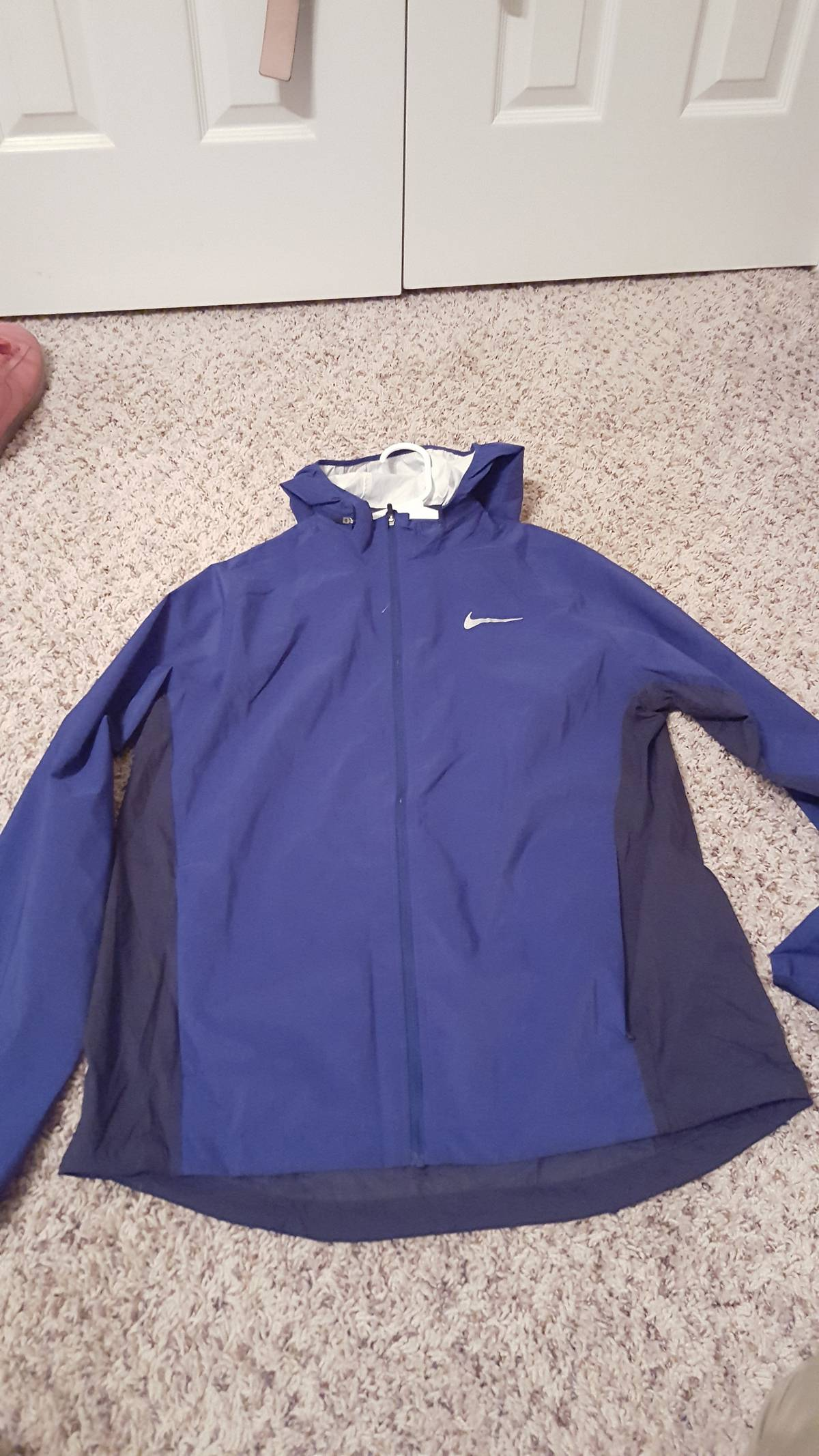 2e36163e5af6 Nike Nike Shield Two Tone Windbreaker Retail 175