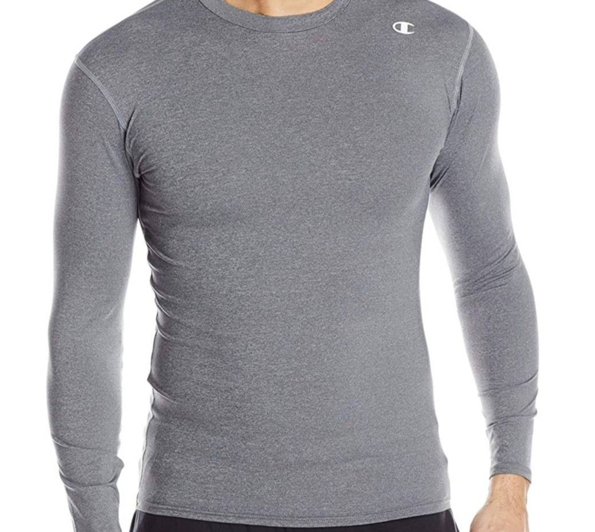 e22d61e89 Champion Power Core C9 Mens Compression Shirt With Duo-dry | Grailed