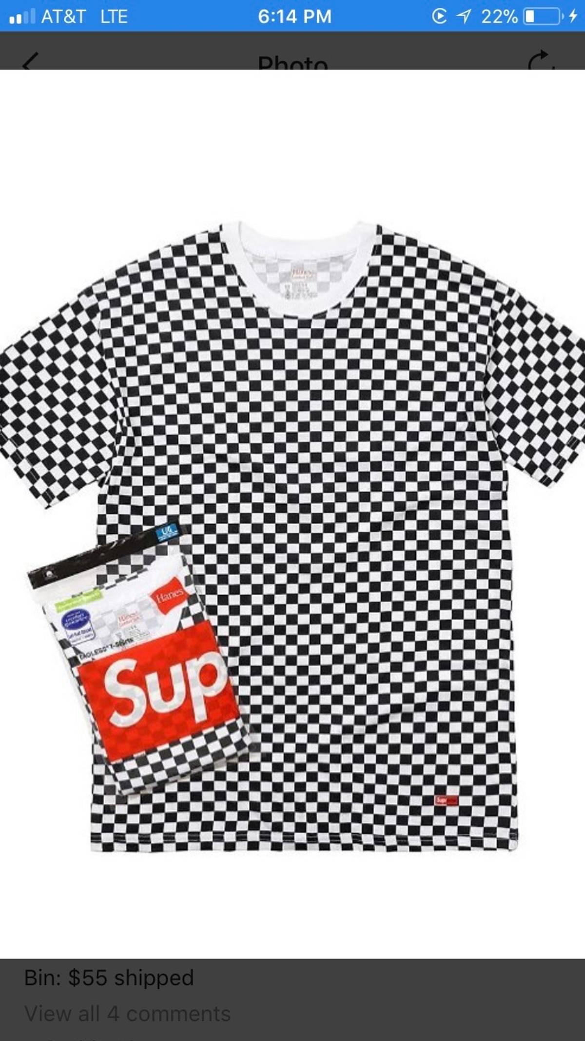 70d1e09be9de Supreme Supreme Checkered Shirt (comes With 2 Shirts)   Grailed