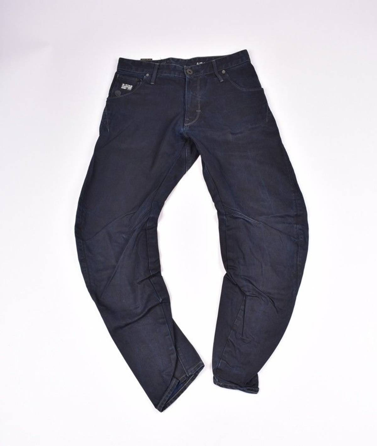 050ee9d4ef0 G Star Raw G-star Arc Loose Tapered Men Jeans Size 30/30, Genuine ...