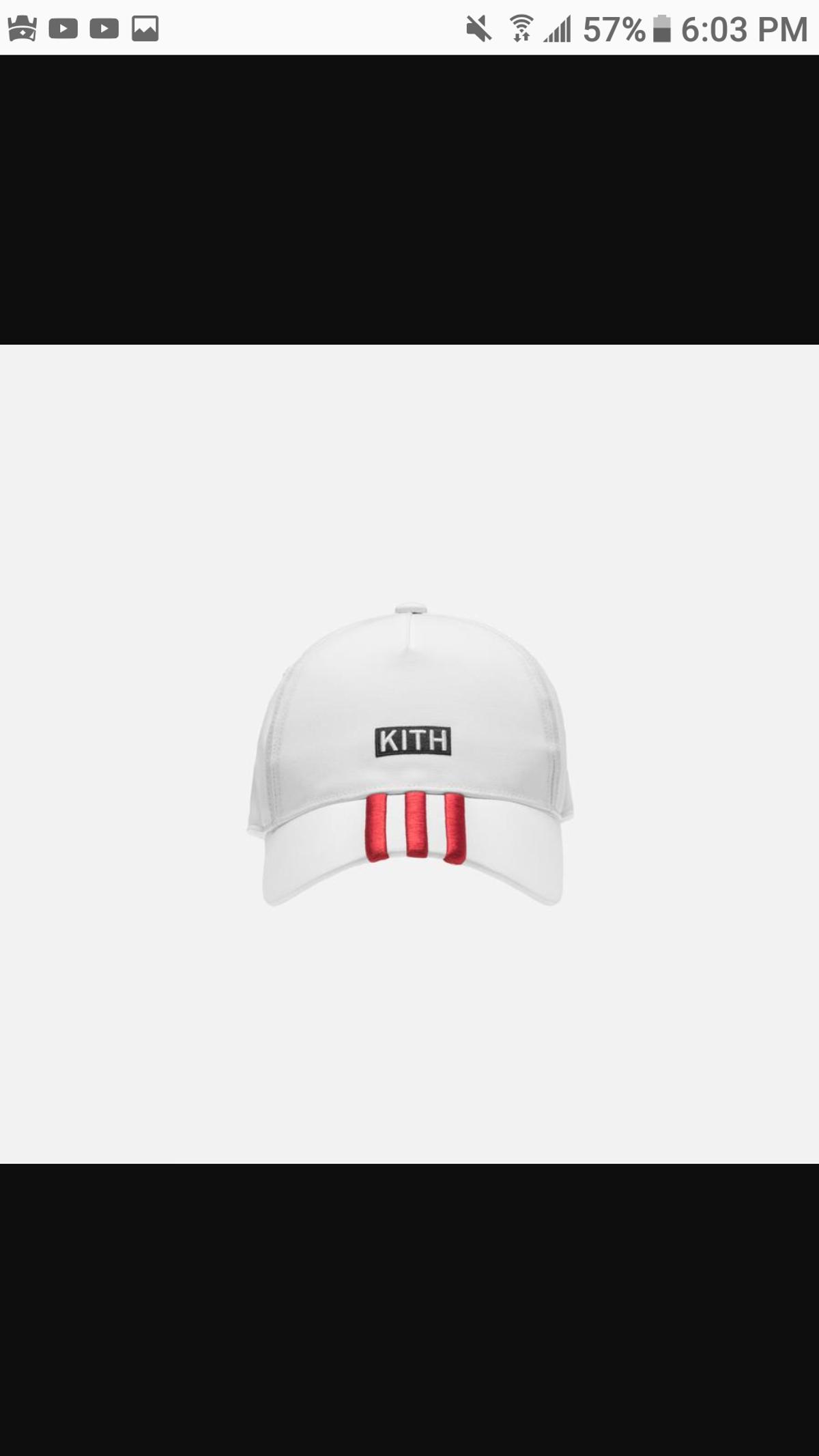 9dffee3c08e37 Kith Nyc ×. Kith x Adidas cobra hat