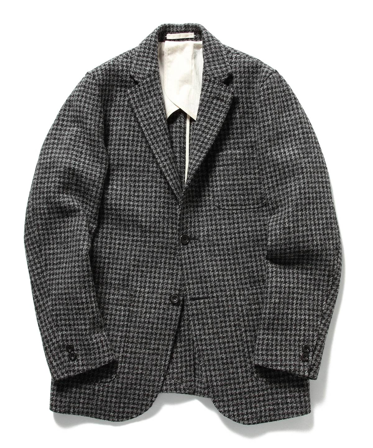 6faf97f060a12 Beams Plus Houndstooth Blazer - Harris Tweed Size m - Light Jackets for  Sale - Grailed