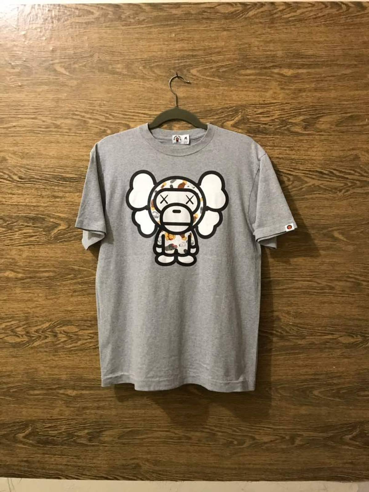 e861673f9 Bape Sale... Rere Baby Milo By Bape Tshirt/big Print Logo/ Rere ...