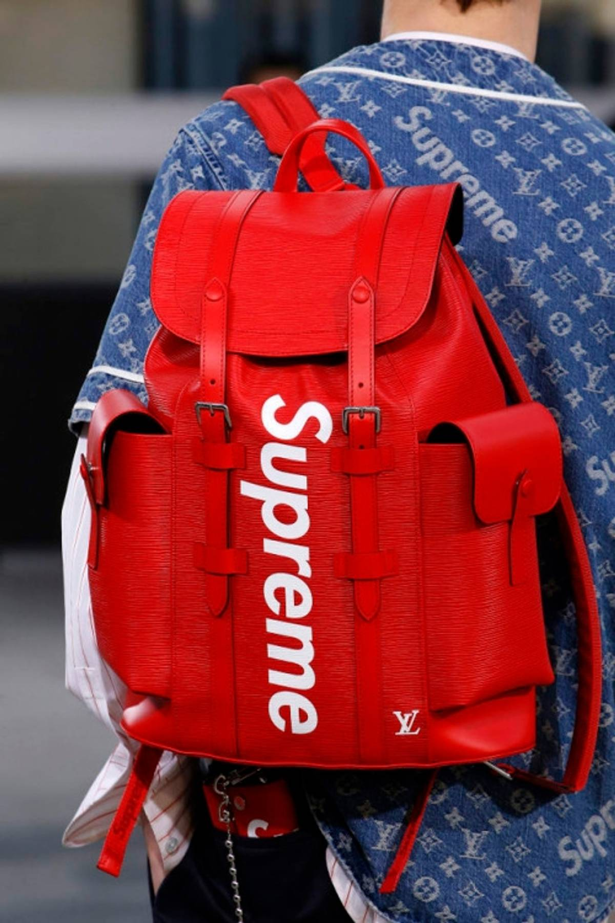 921fb3ec53ab Supreme Christopher Backpack Size one size - Bags   Luggage for Sale -  Grailed
