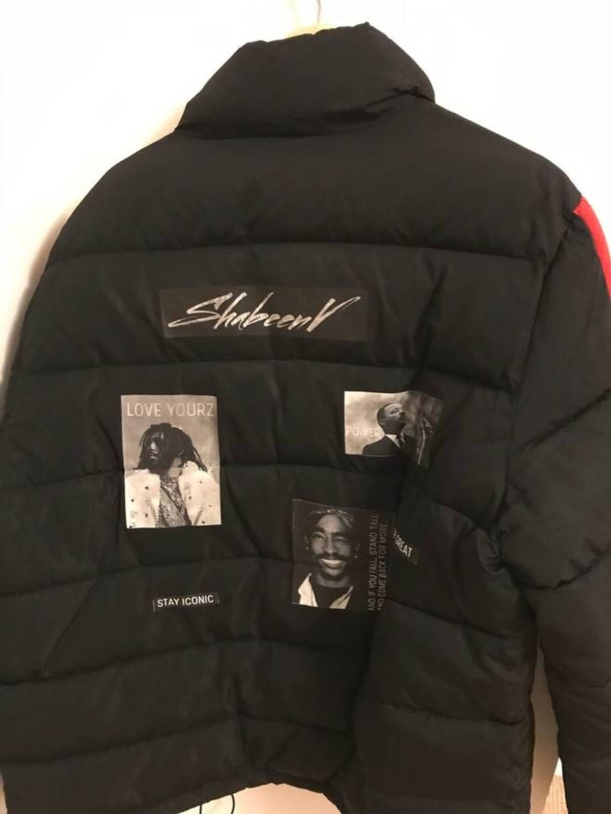 0803873050e Custom Made ×. Icon Puffer Jacket