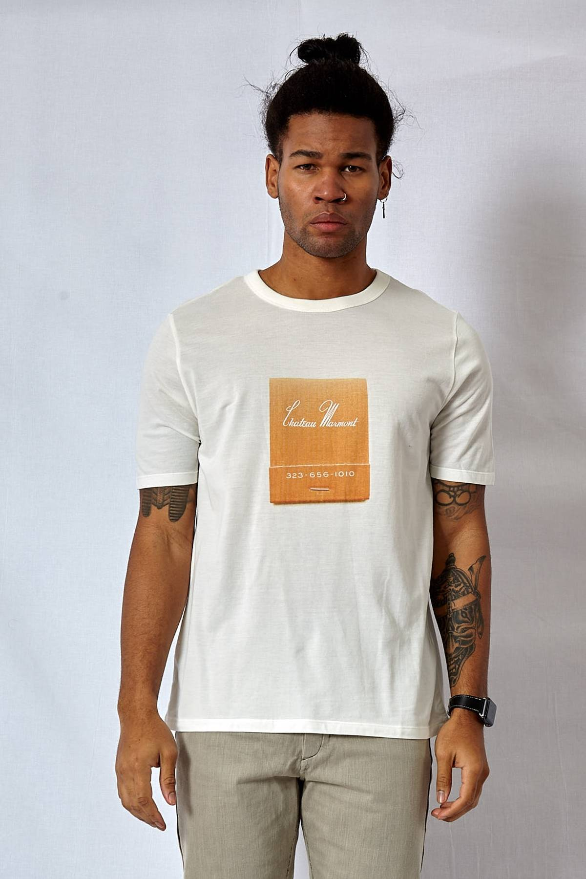 63245c59bc3 Band Of Outsiders BRAND NEW! CHATEAU MARMONT TEE Size m - Short Sleeve T- Shirts for Sale - Grailed