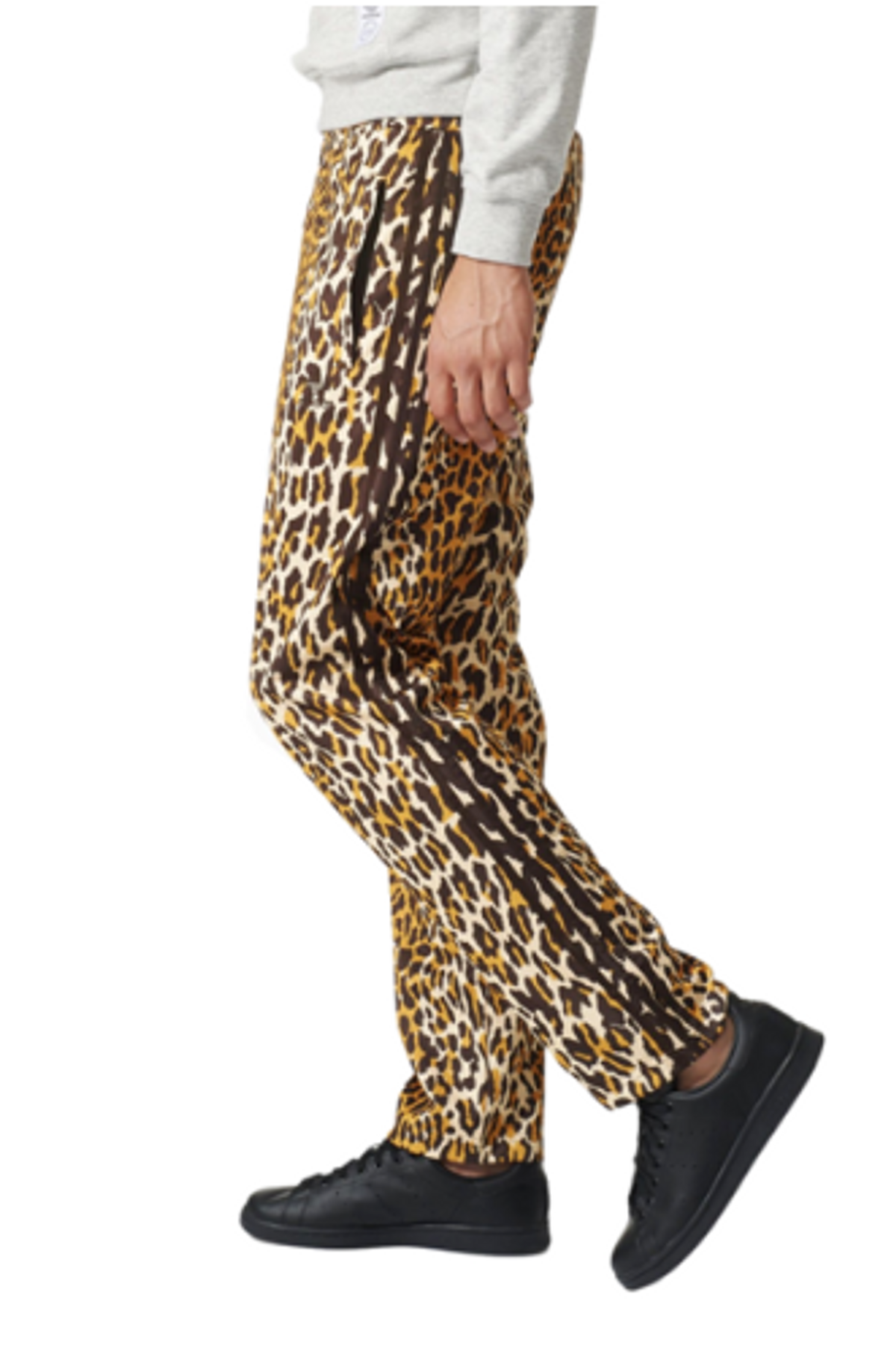 Adidas × Jeremy Scott Jeremy Scott X Adidas Leopard Tracksuit Pants Size 30 $113