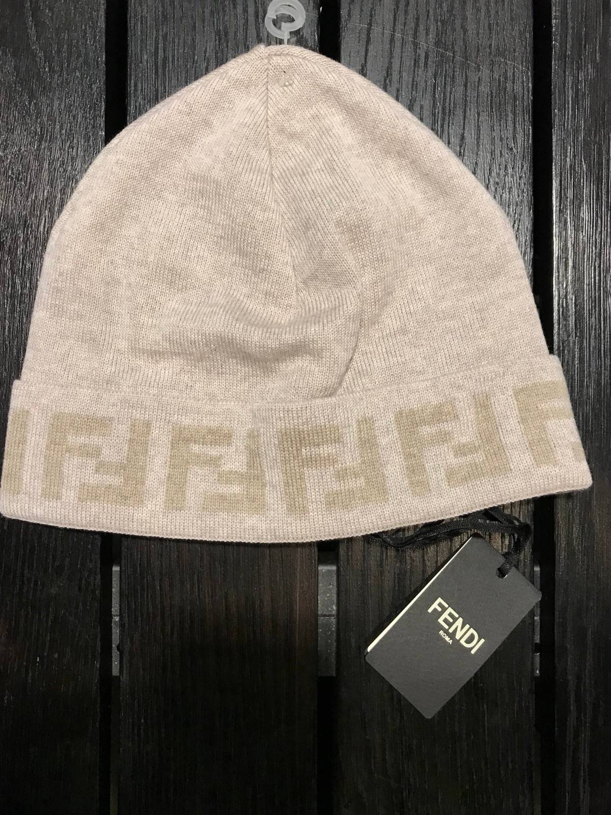 451fca6173a Fendi Fendi Lana-wool Hat Fall Winter Size one size - Hats for Sale -  Grailed