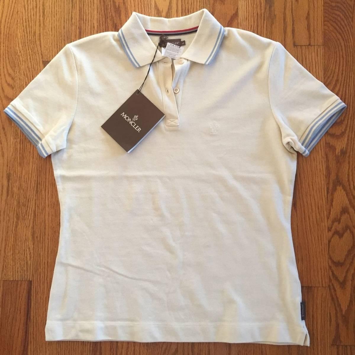 436dc598 Mens Designer Polo Shirts Moncler - raveitsafe