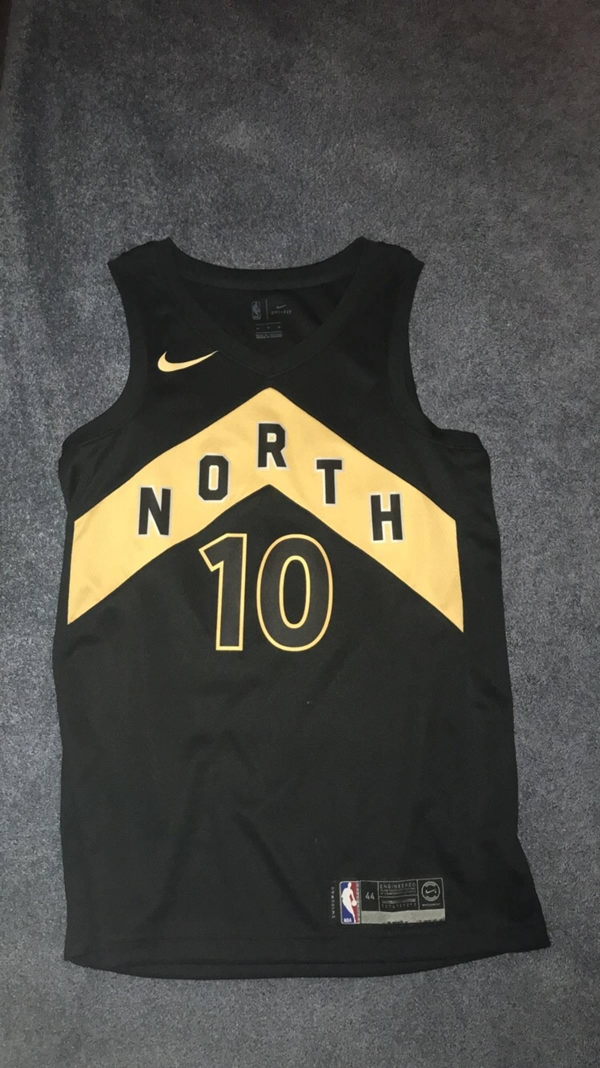 b798c6809ffa Nike ×. Toronto Raptors OvO Jersey
