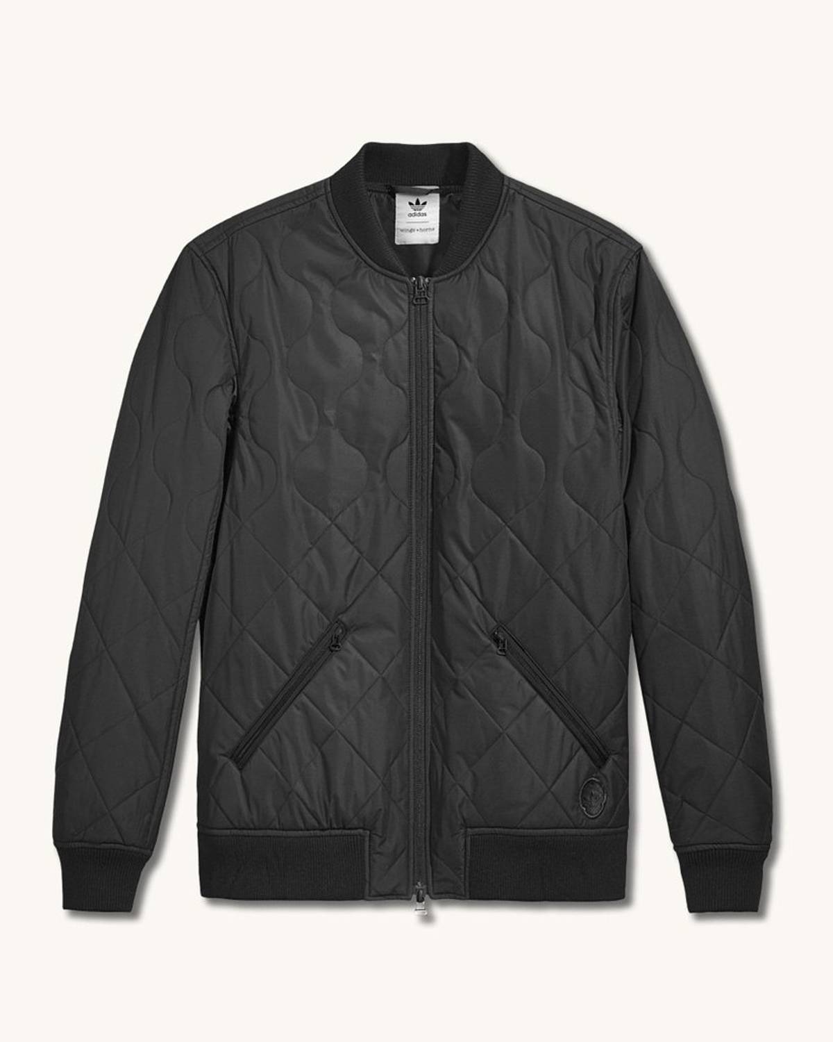 23bbfd3a3 Adidas × Wings + Horns Primaloft Insulated Bomber Size M $337