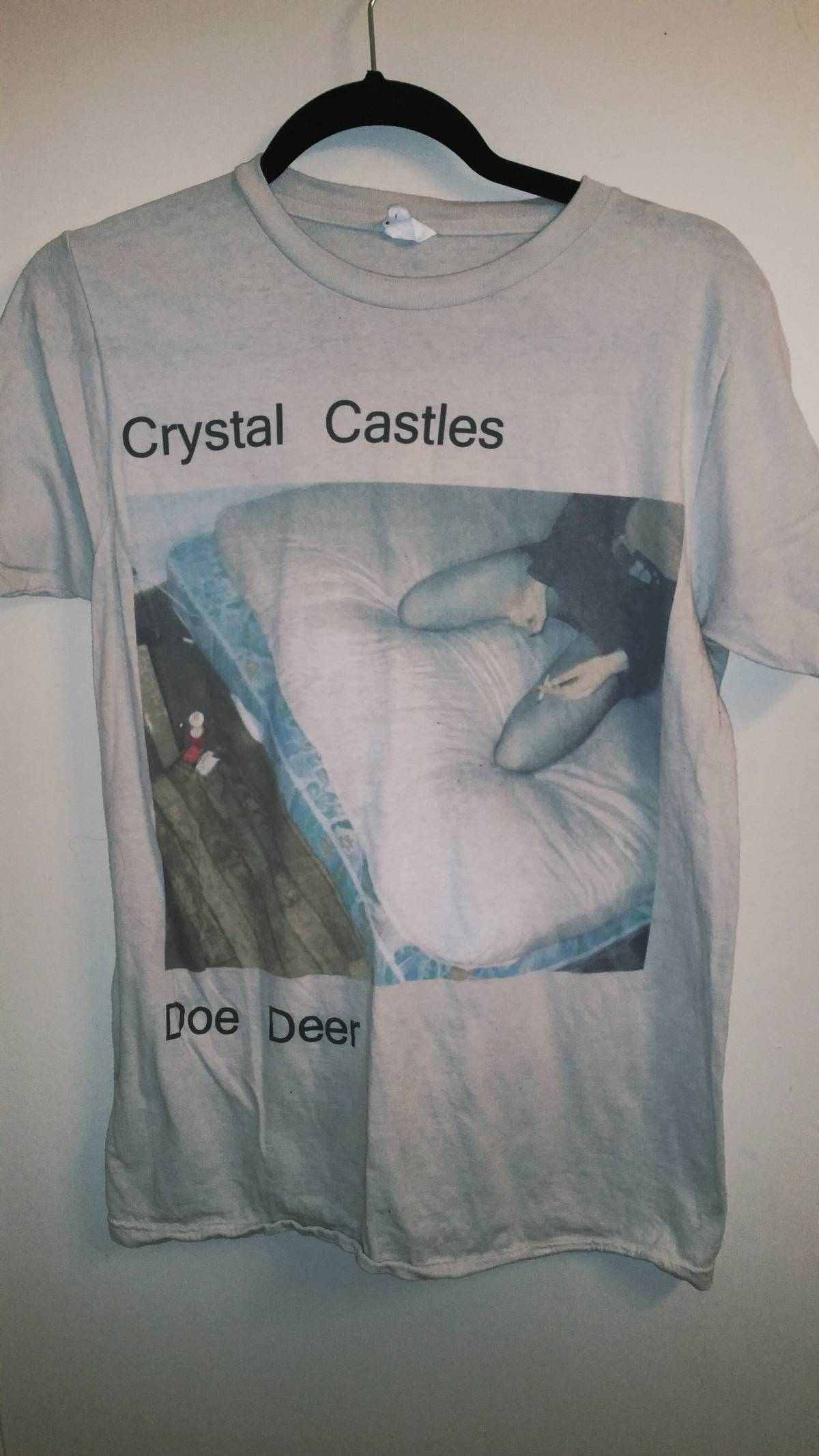 Doe Deer Crystal Castles