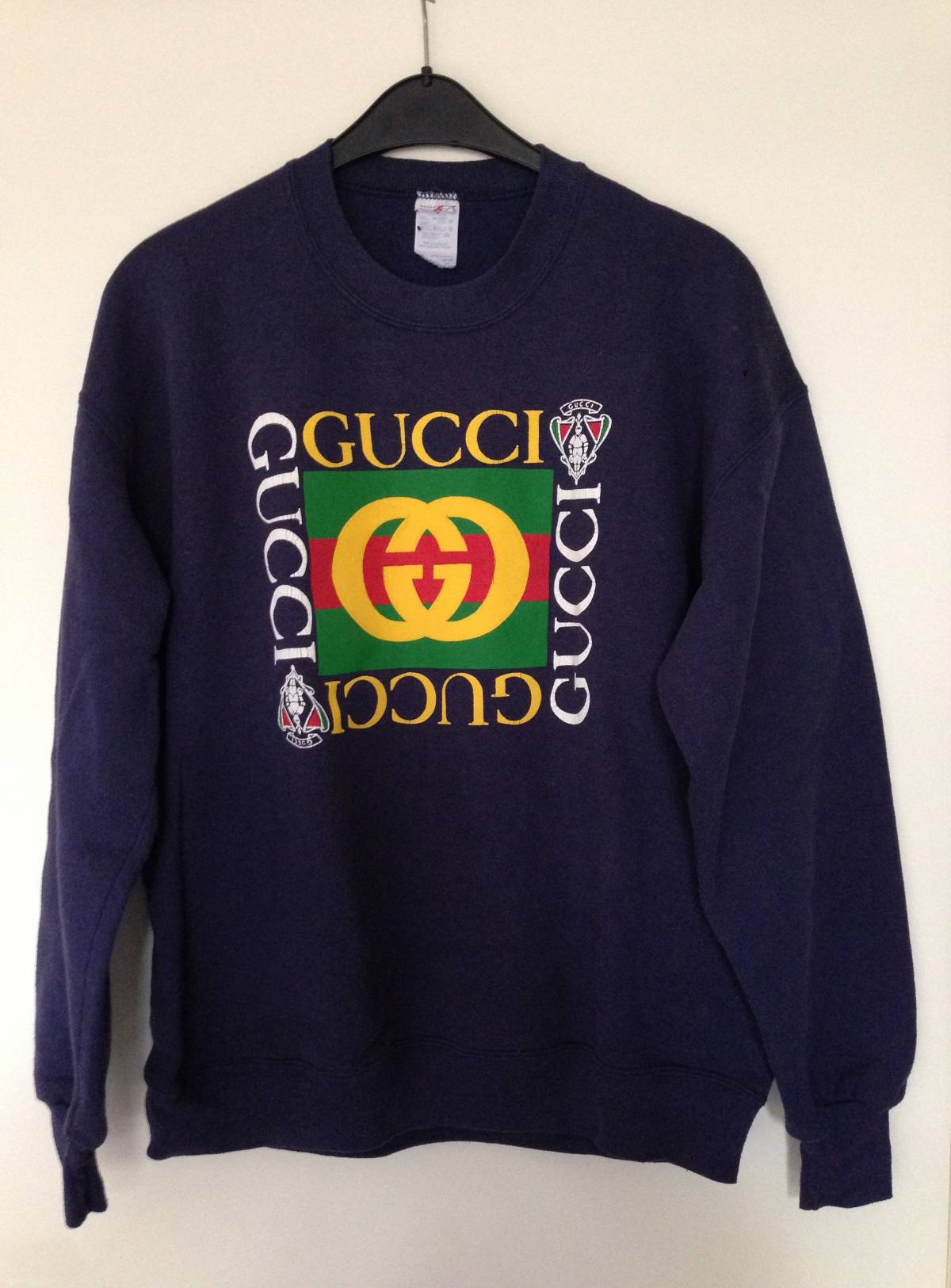0f5d1c1c5ea Gucci Vintage Bootleg Gucci Sweatshirt
