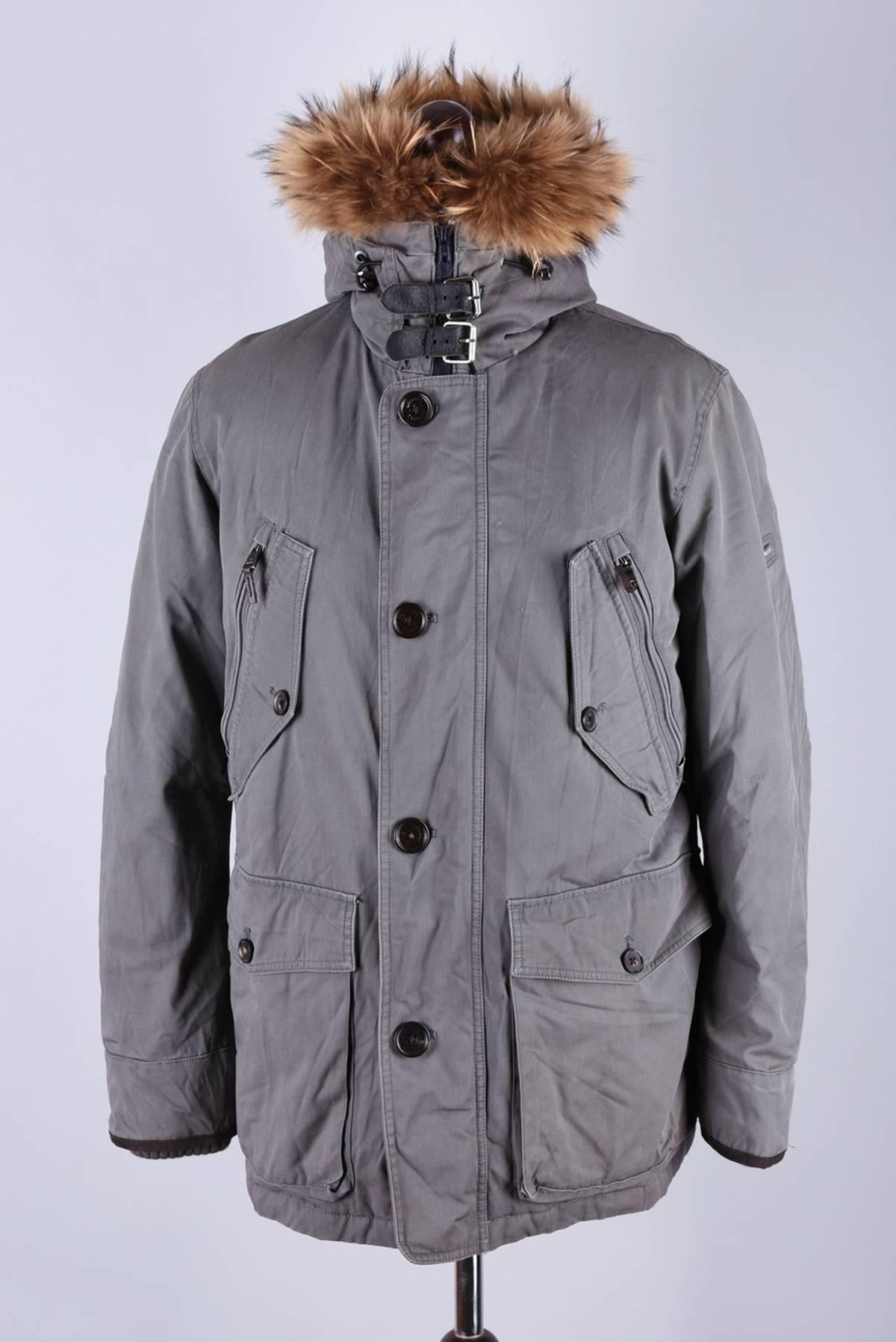 3787b91f3 Hackett Hackett London Arctic Parka Jacket Size M $229