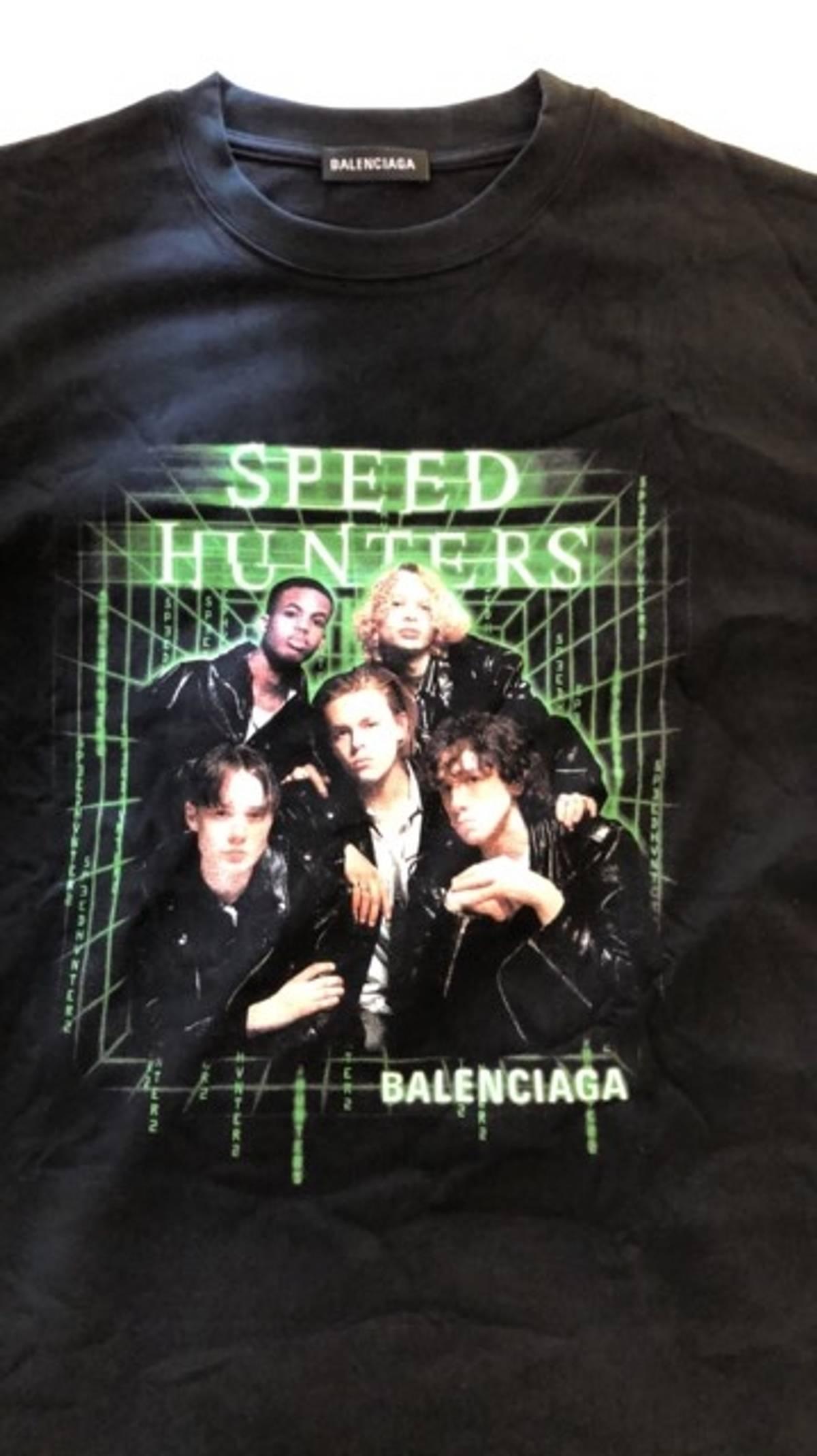 Balenciaga Speedhunters Grailed