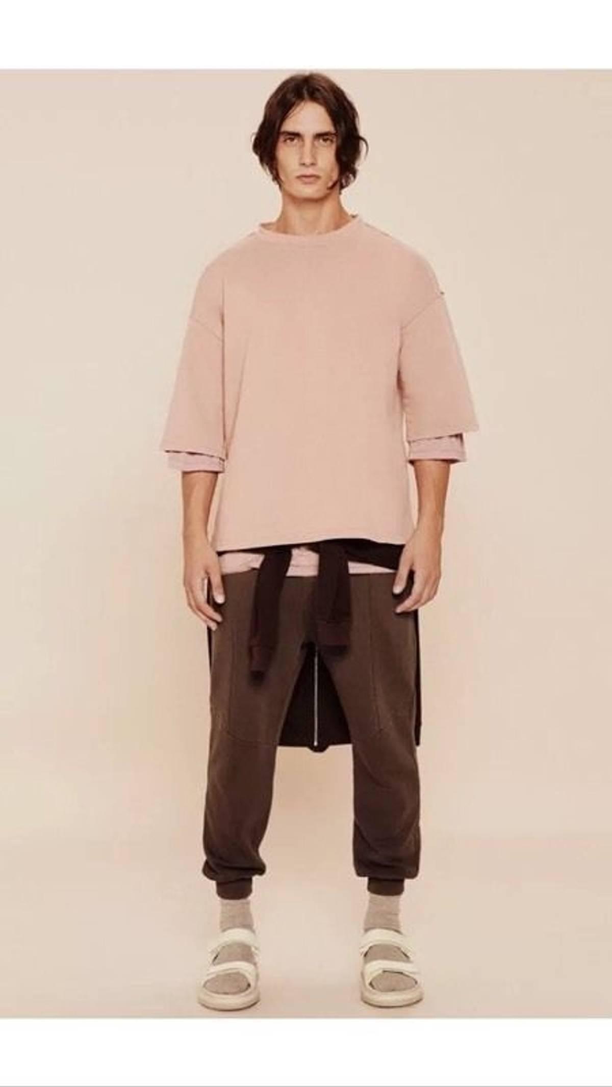 97590a147e0b5 Zara ×. Zara Short Sleeve Sweatshirt Yeezy Color Palette