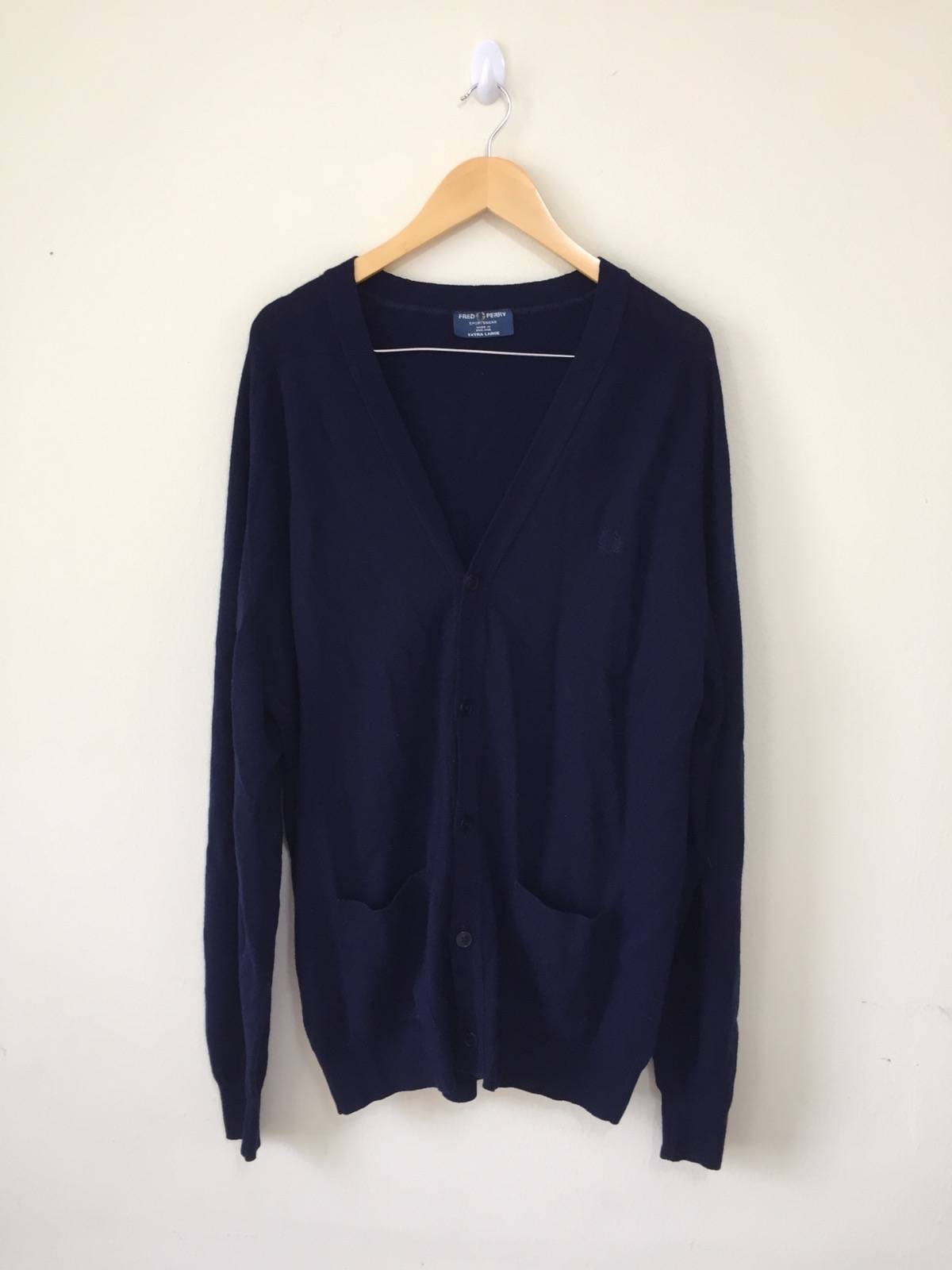 3d831e0b0cd03b Fred Perry Vintage 90s Fred Perry Cardigan | Grailed