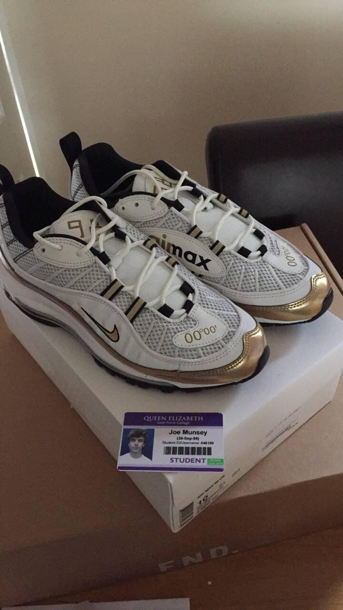 93a3cf496f Nike Airmax 98 Gmt | Grailed