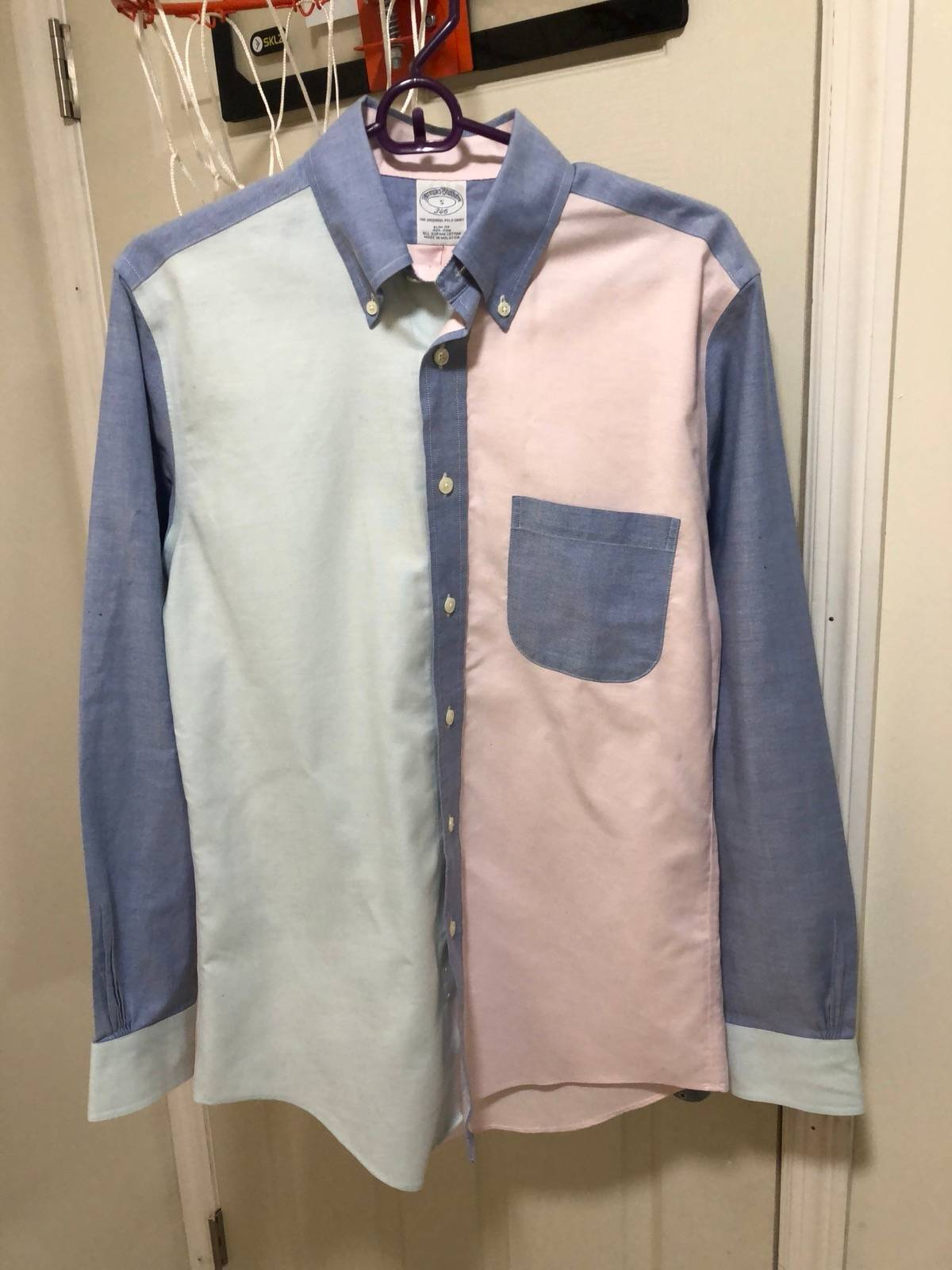 Brooks Brothers Multicolor Dress Shirt Size S Shirts Button Ups