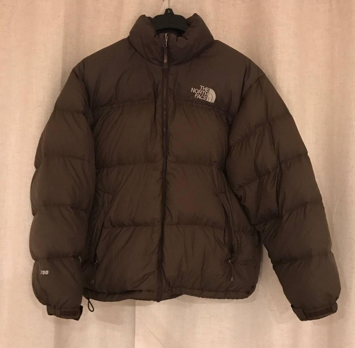 4f712e9333 The North Face TNF The North Face 700 Puffer Down Jacket OLIVE Size ...