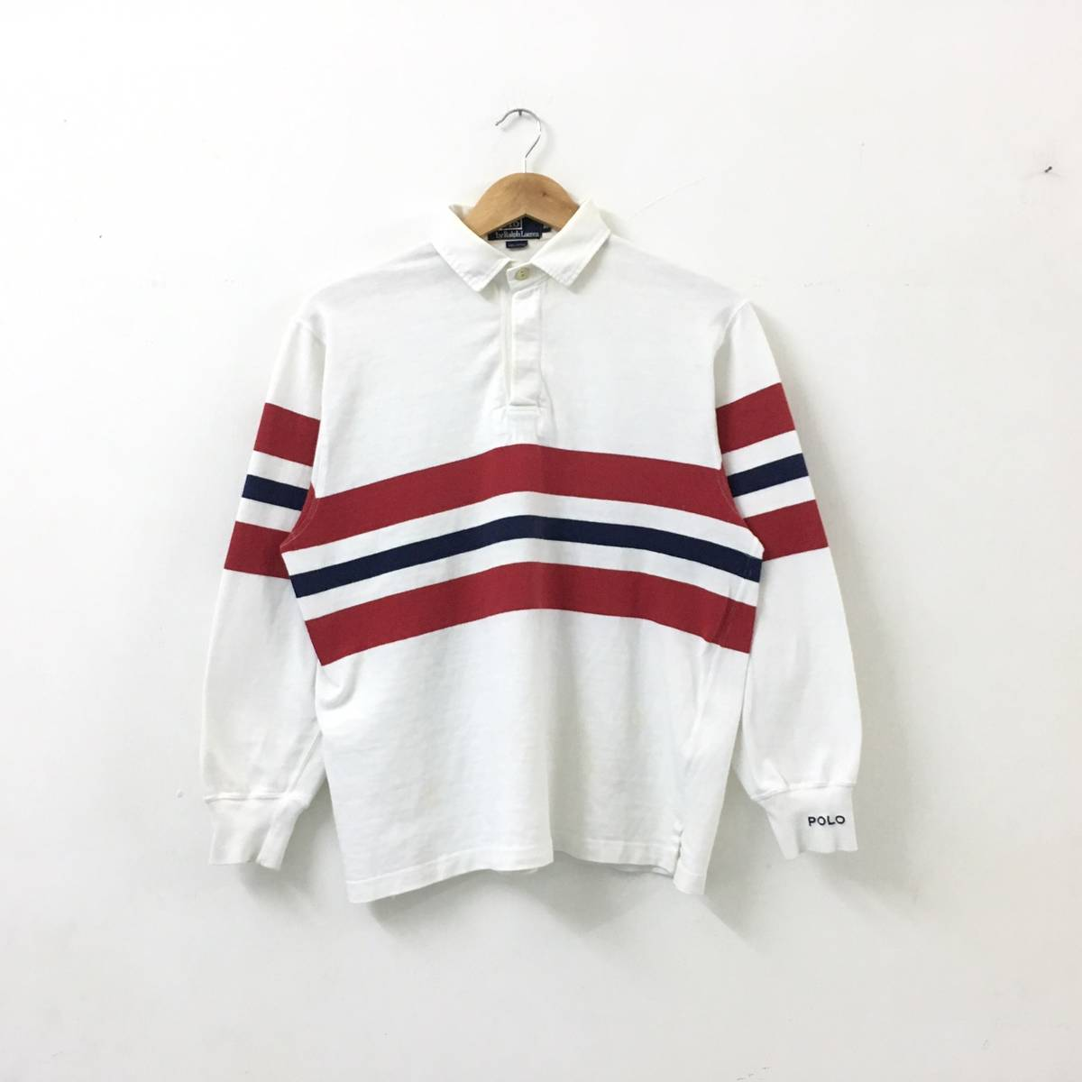Polo Ralph Lauren Polo By Ralph Lauren Striped Long Sleeve Polo