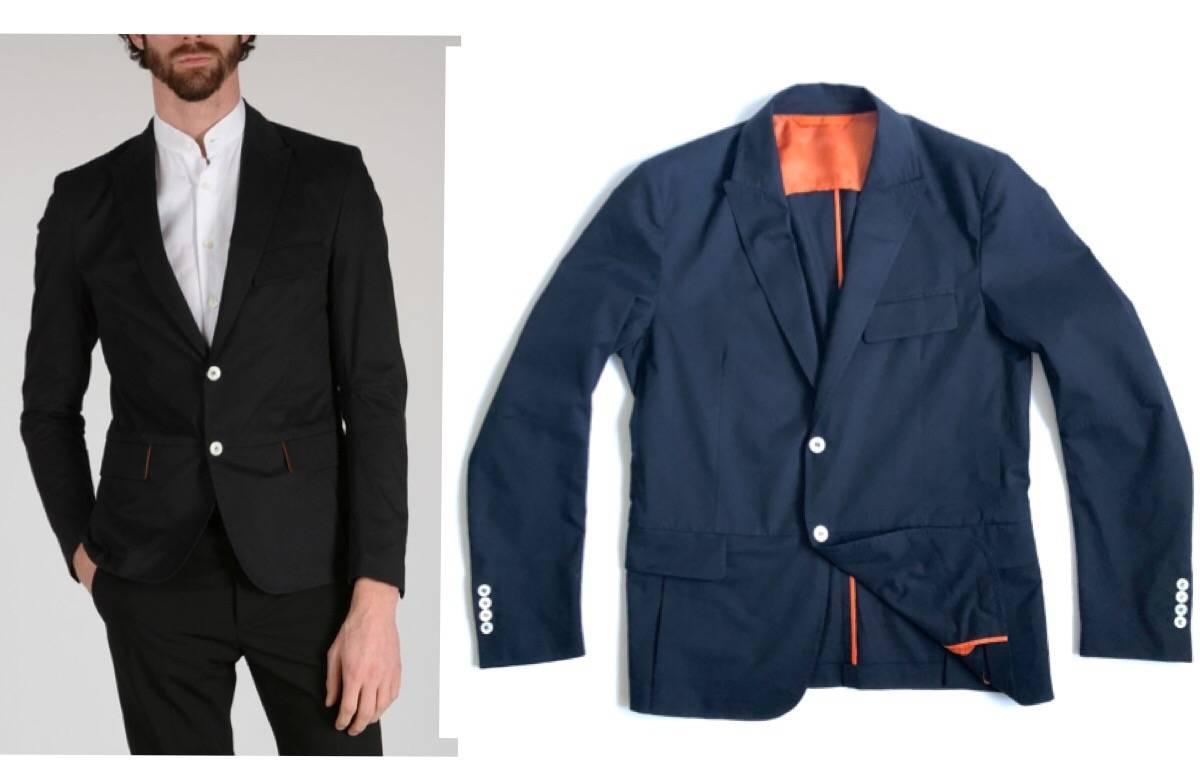 4815204df2 Dondup Dondup Stretch Cotton Blazer 2 Buttons 2 Pockets Men Size 52 |  Grailed